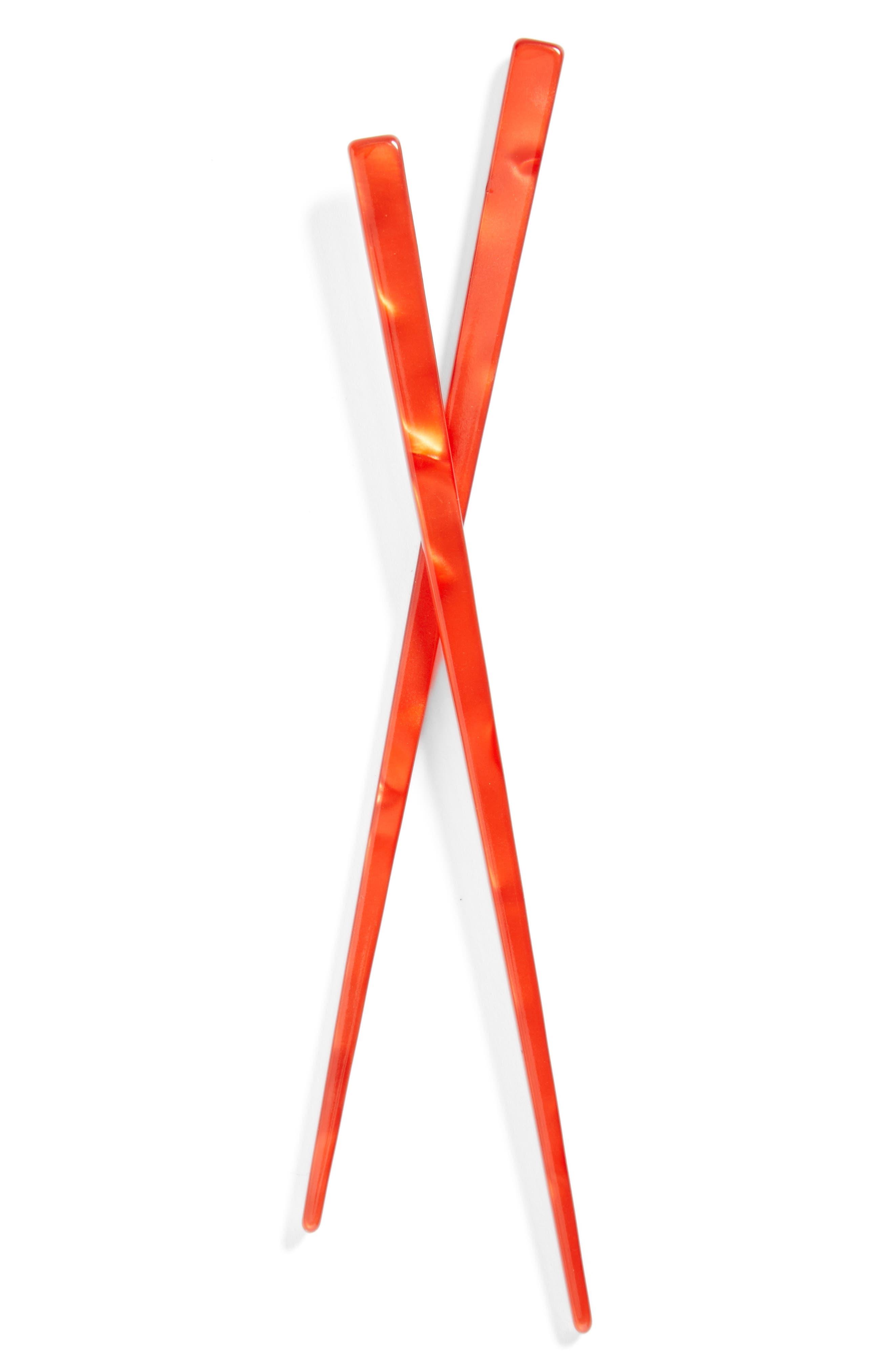 L. Erickson Hair Stick Pairs,                             Alternate thumbnail 28, color,