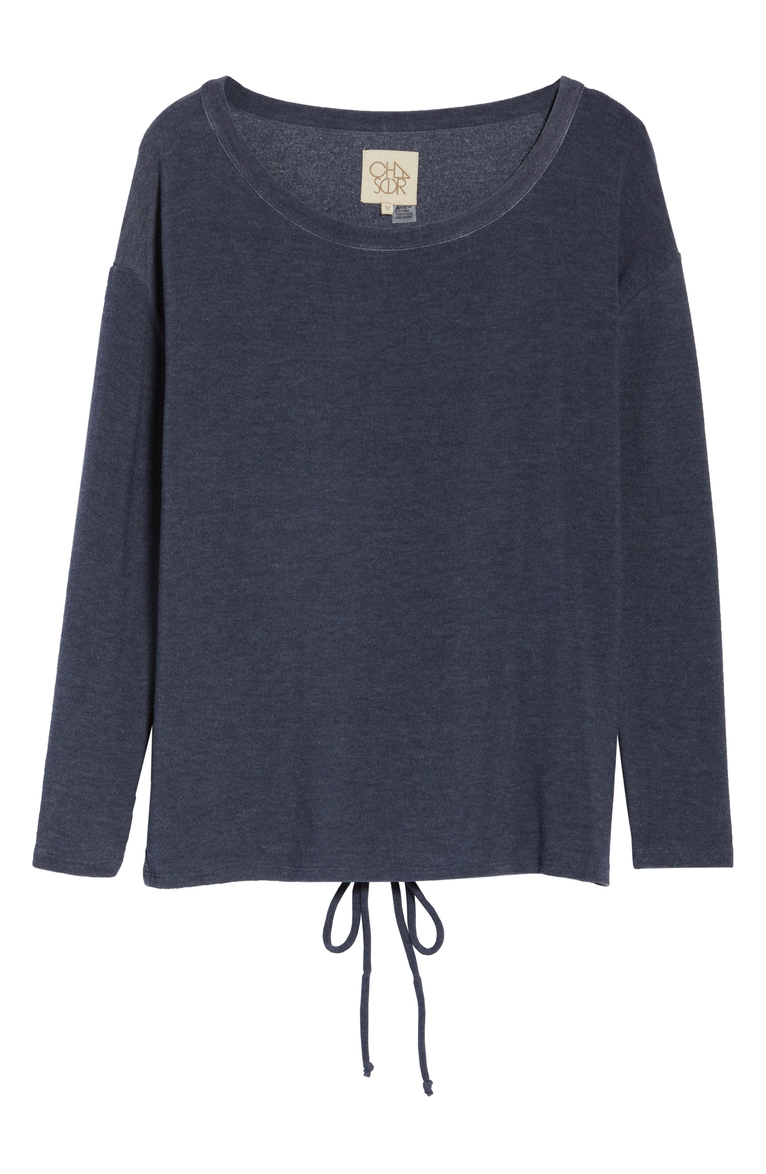 Raglan Pullover,                             Alternate thumbnail 6, color,                             CANOPY
