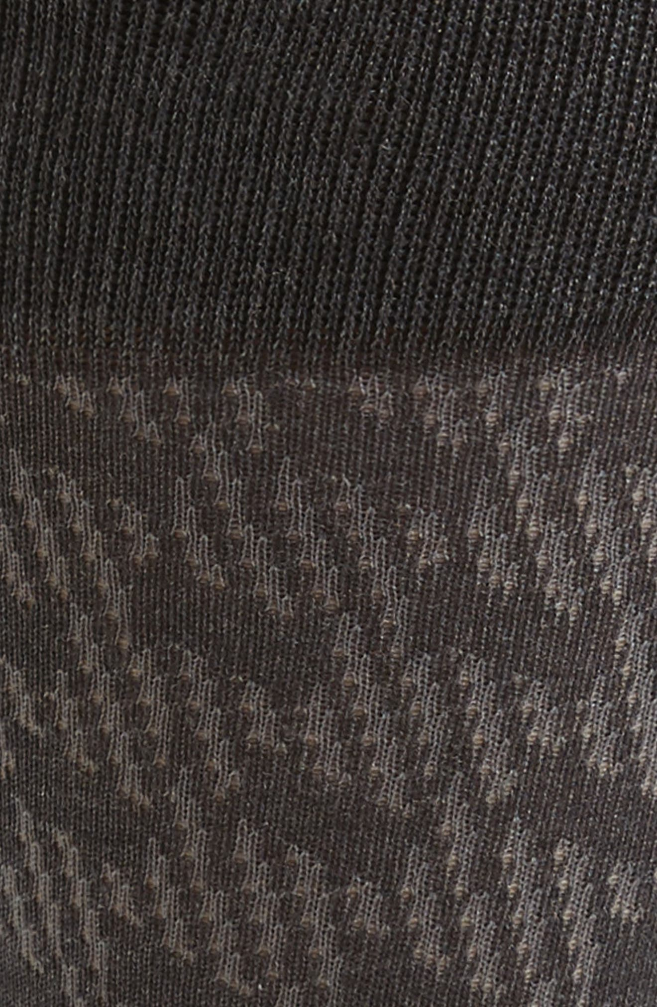 Shadow Rhombus Socks,                             Alternate thumbnail 2, color,                             021