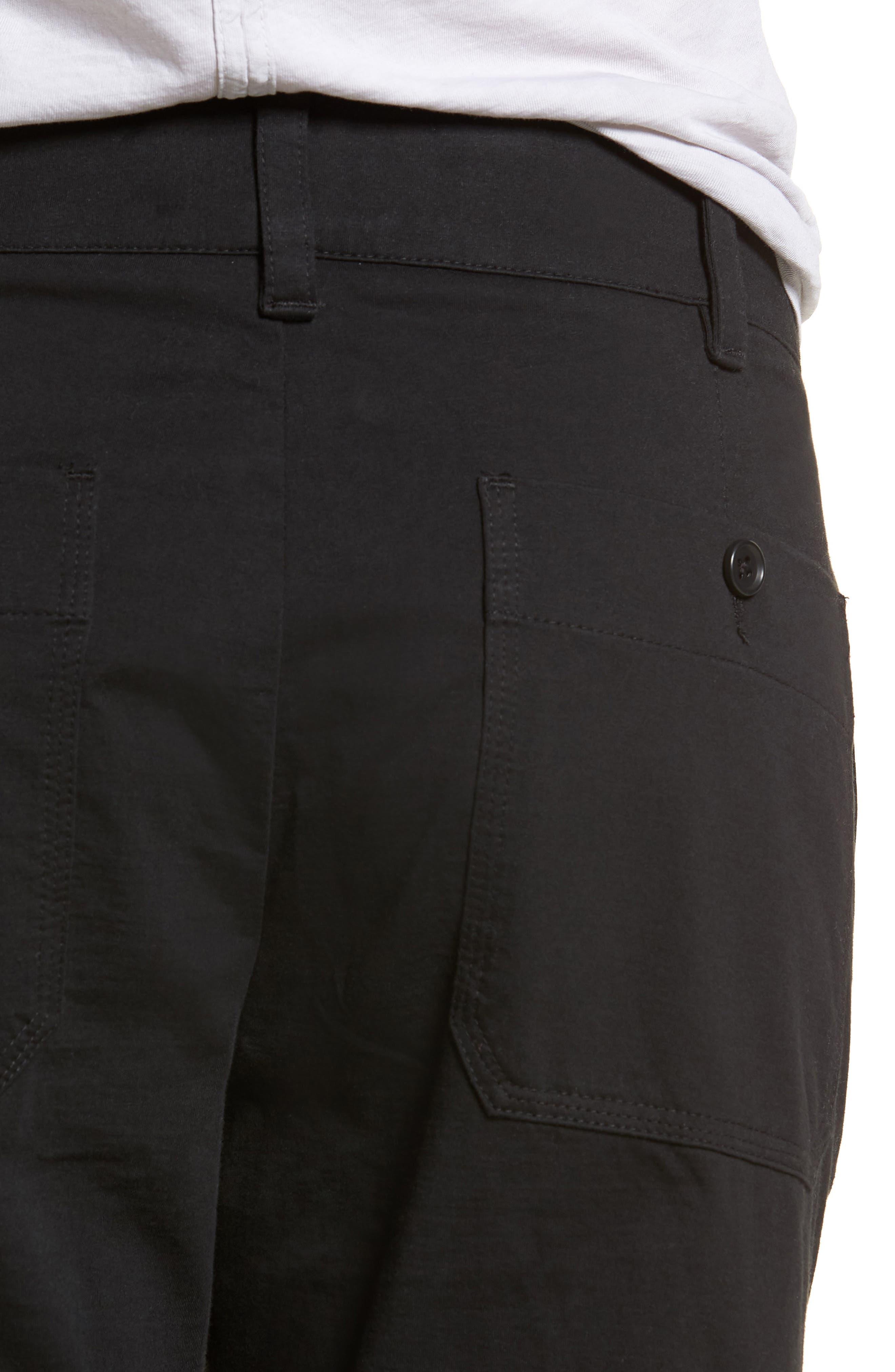 Full Surplus Jersey Pants,                             Alternate thumbnail 4, color,                             001