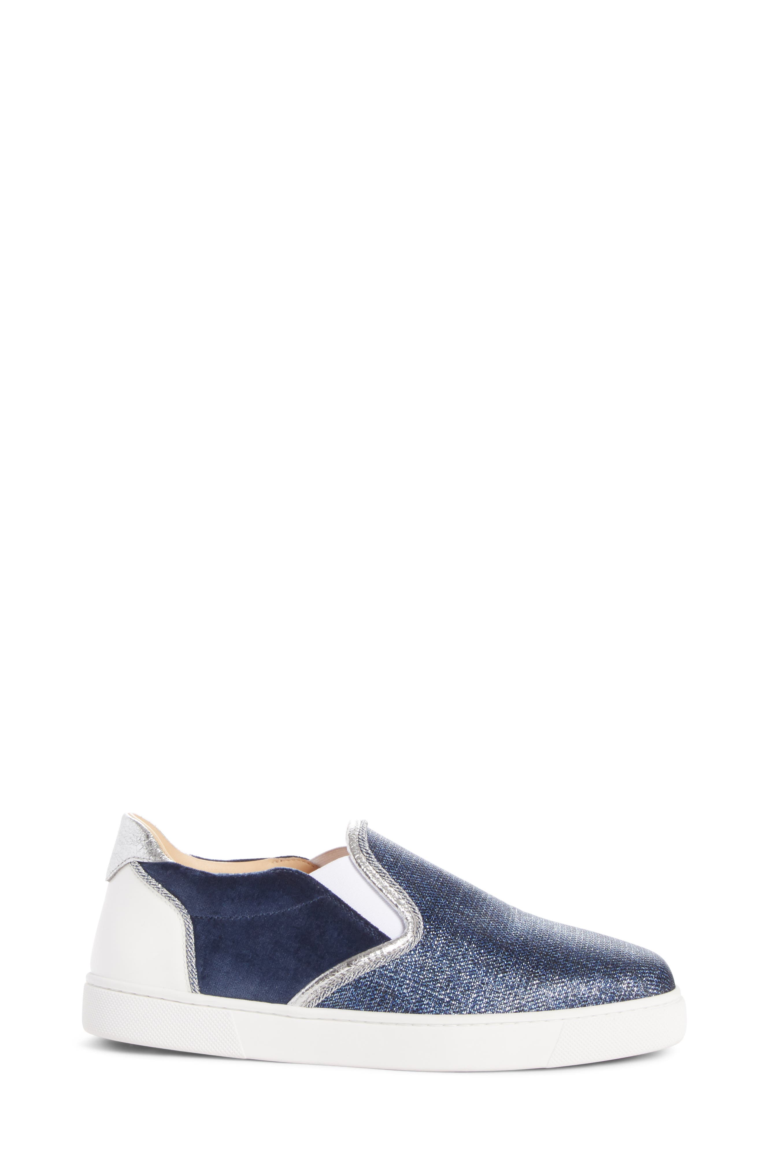 Masteralta Slip-On Sneaker,                             Alternate thumbnail 3, color,                             400