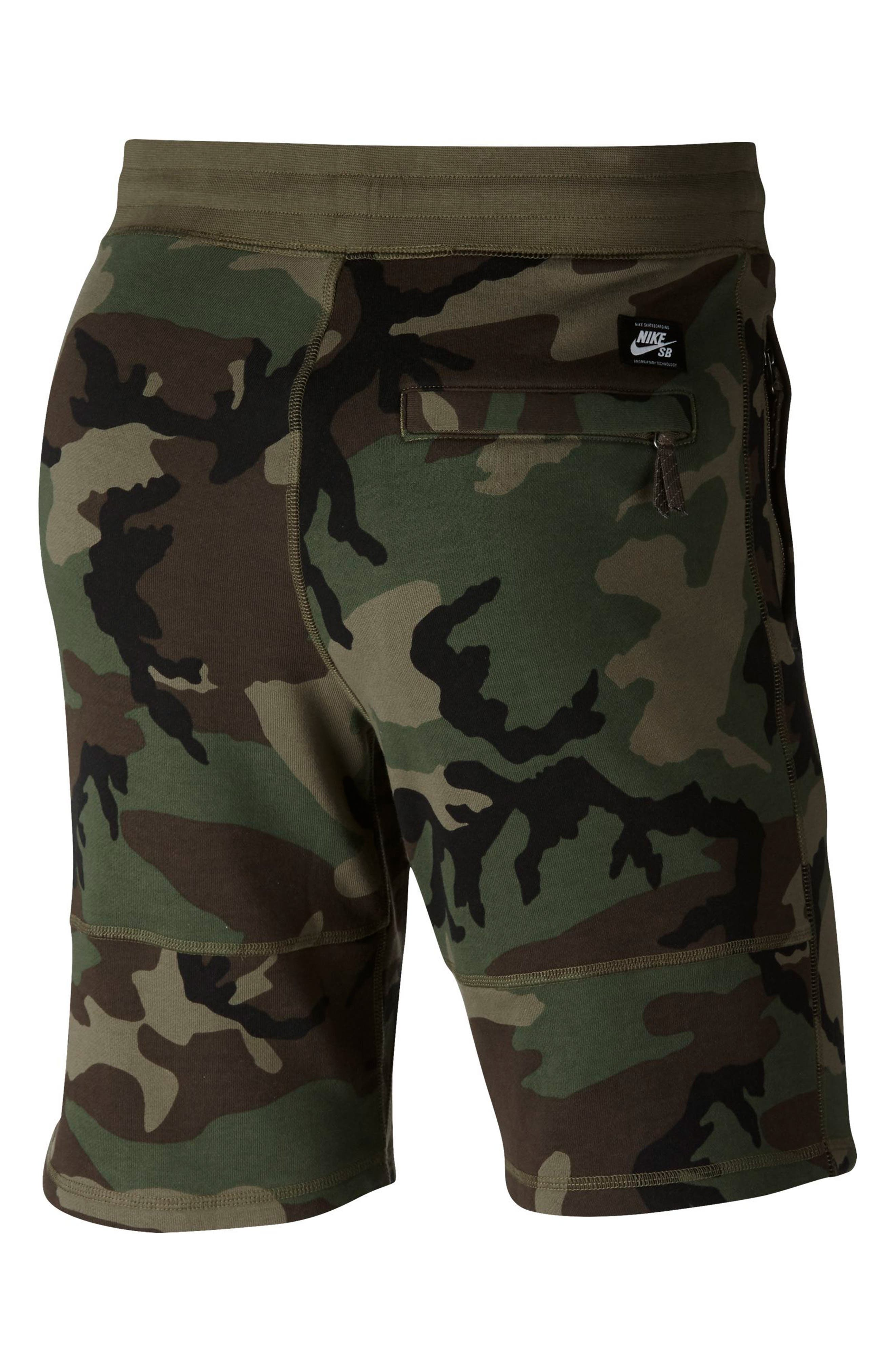 Camo Shorts,                             Alternate thumbnail 6, color,                             322