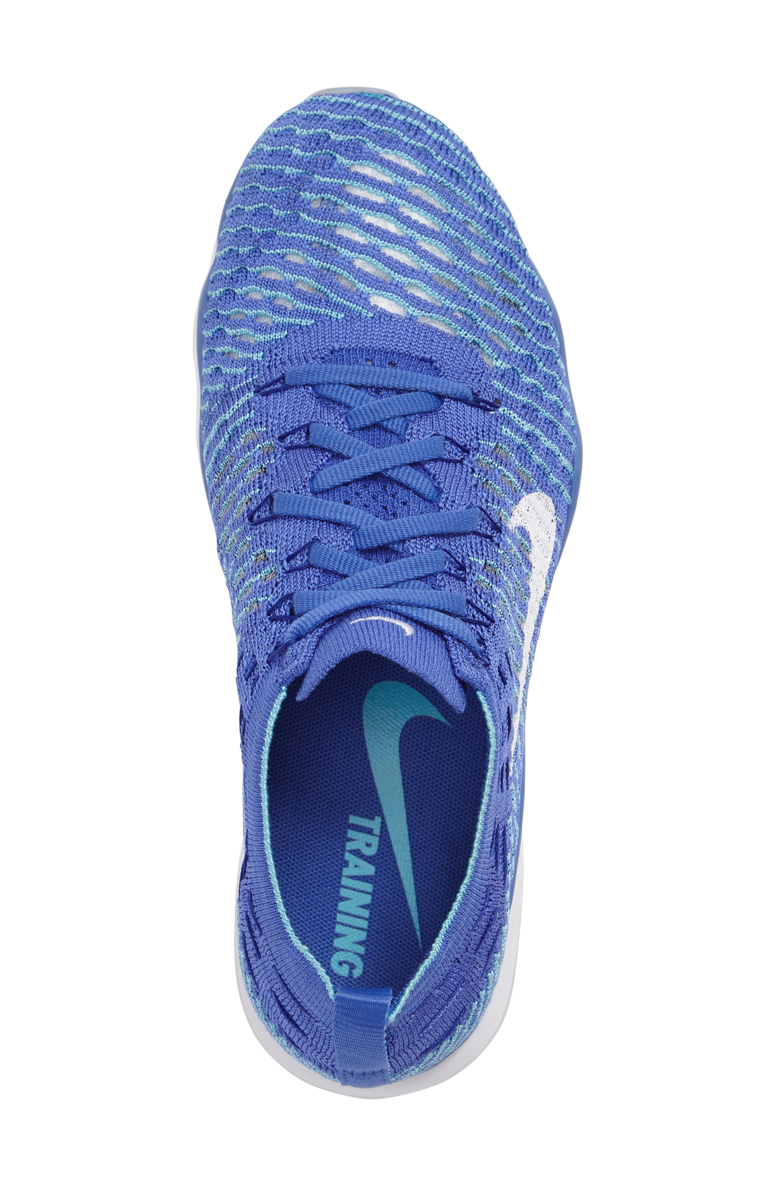Air Zoom Fearless Flyknit Training Shoe,                             Alternate thumbnail 31, color,