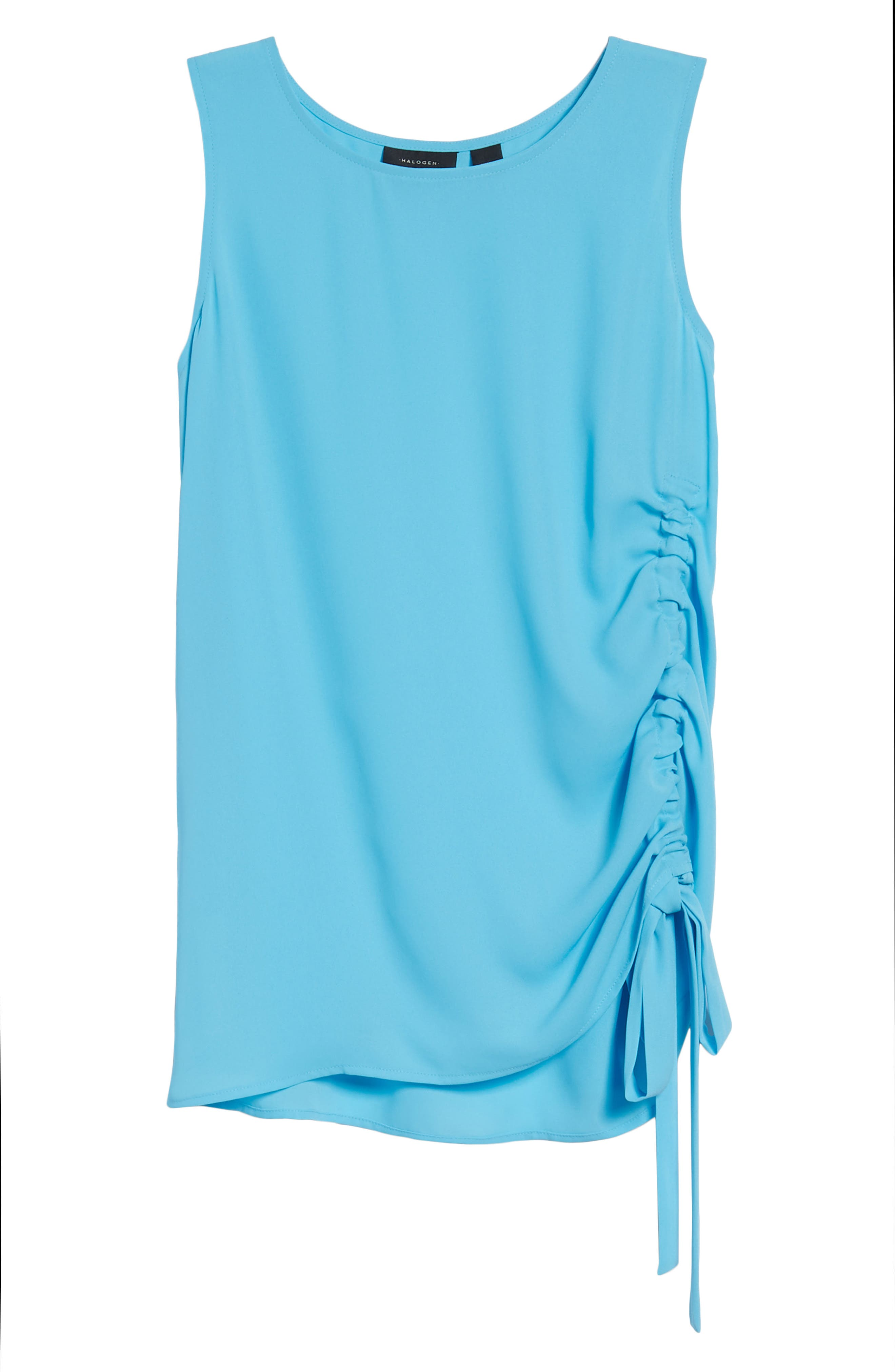 Side Ruched Top,                             Alternate thumbnail 25, color,