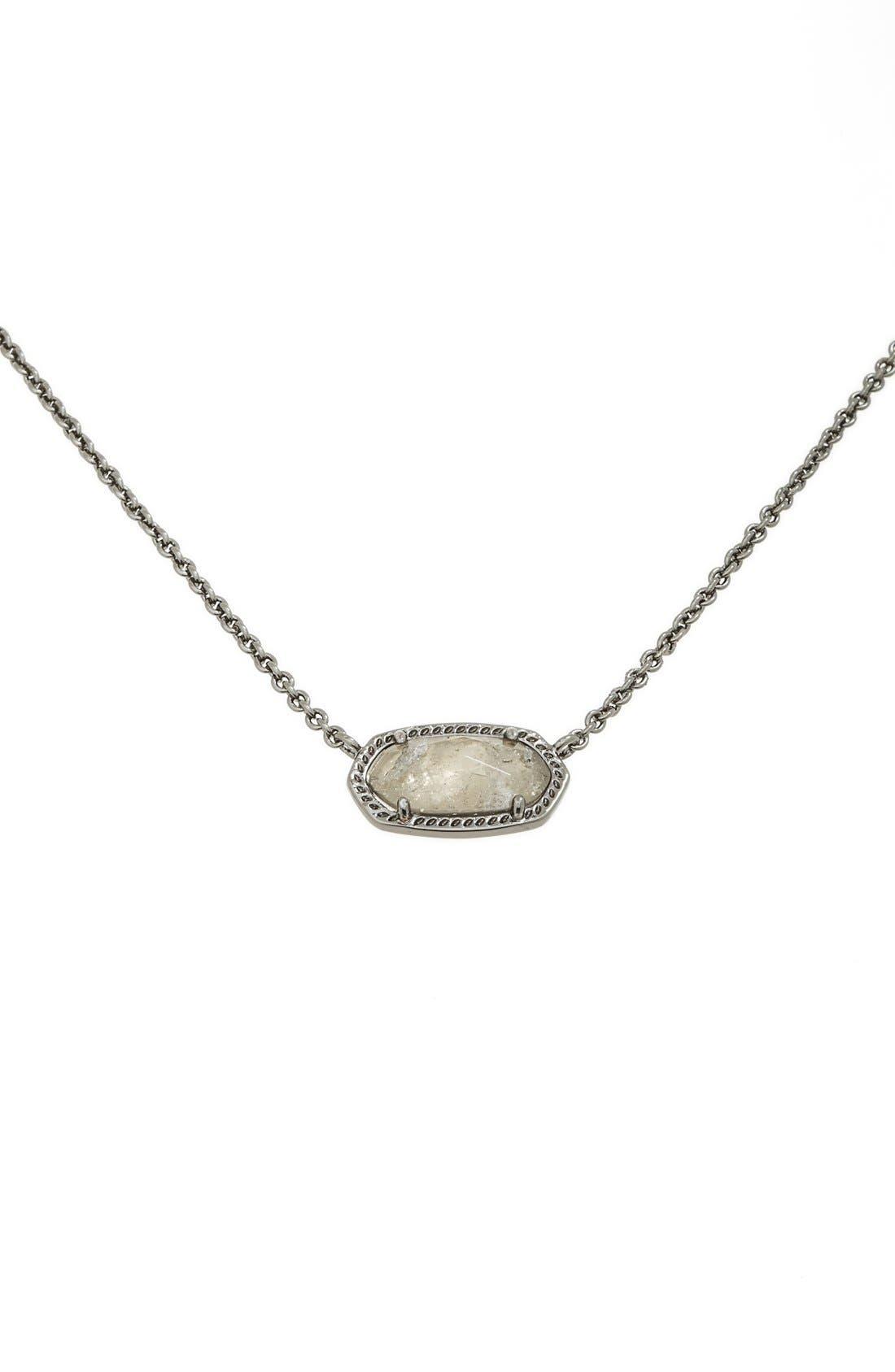 'Elisa' Pendant Necklace,                             Main thumbnail 30, color,