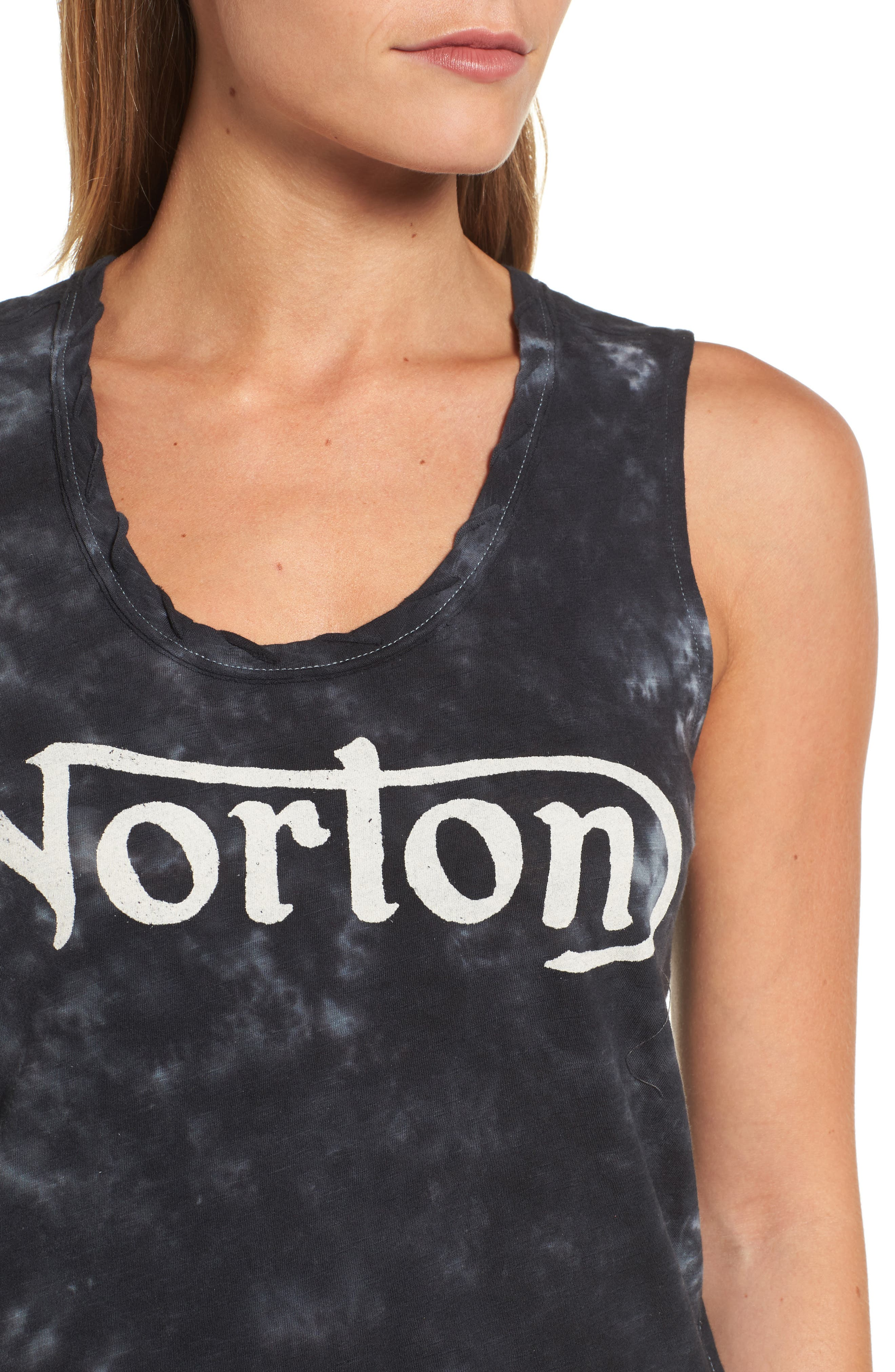 Norton Graphic Tank,                             Alternate thumbnail 4, color,                             001