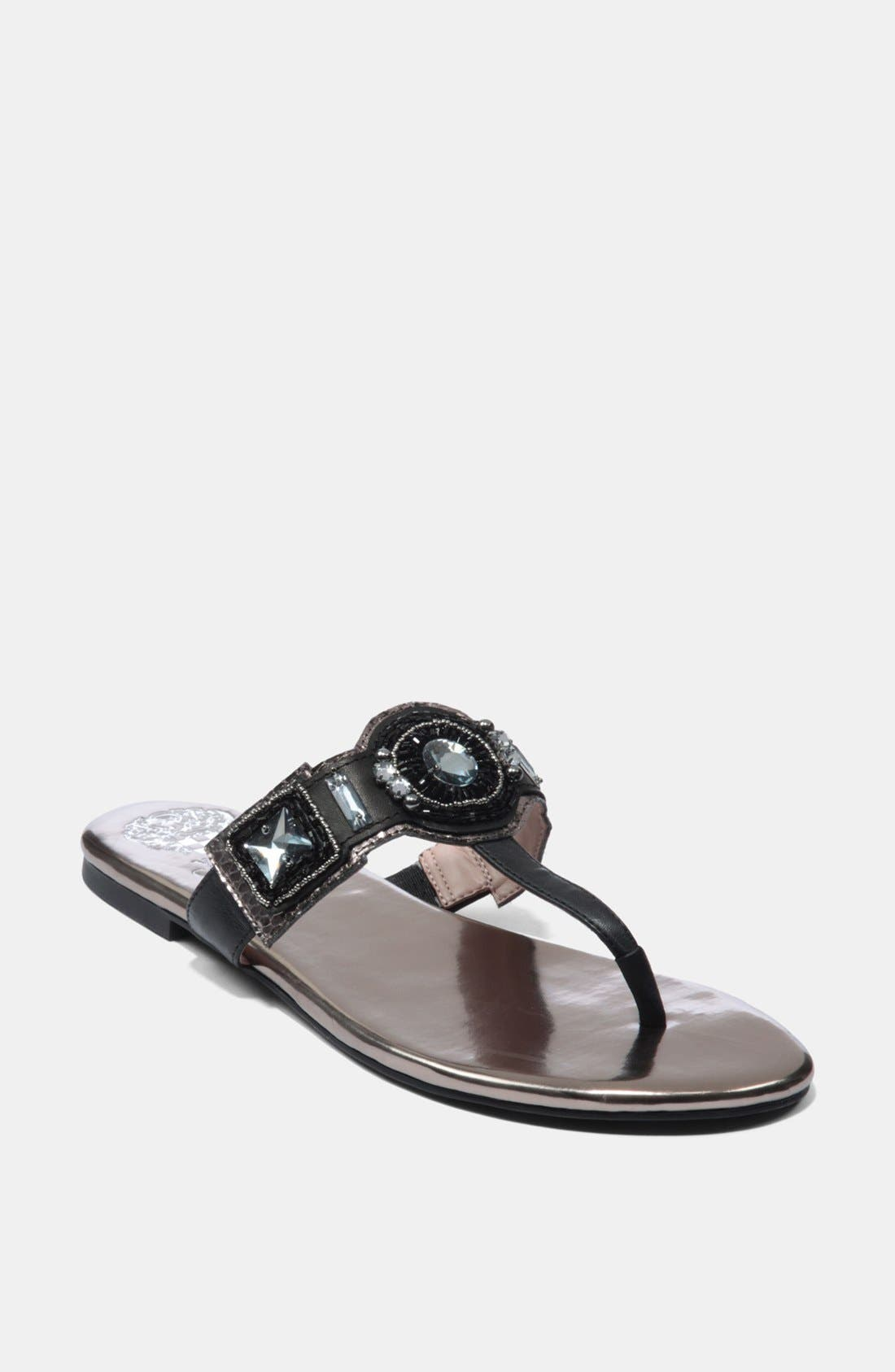 'Madith' Sandal, Main, color, 002