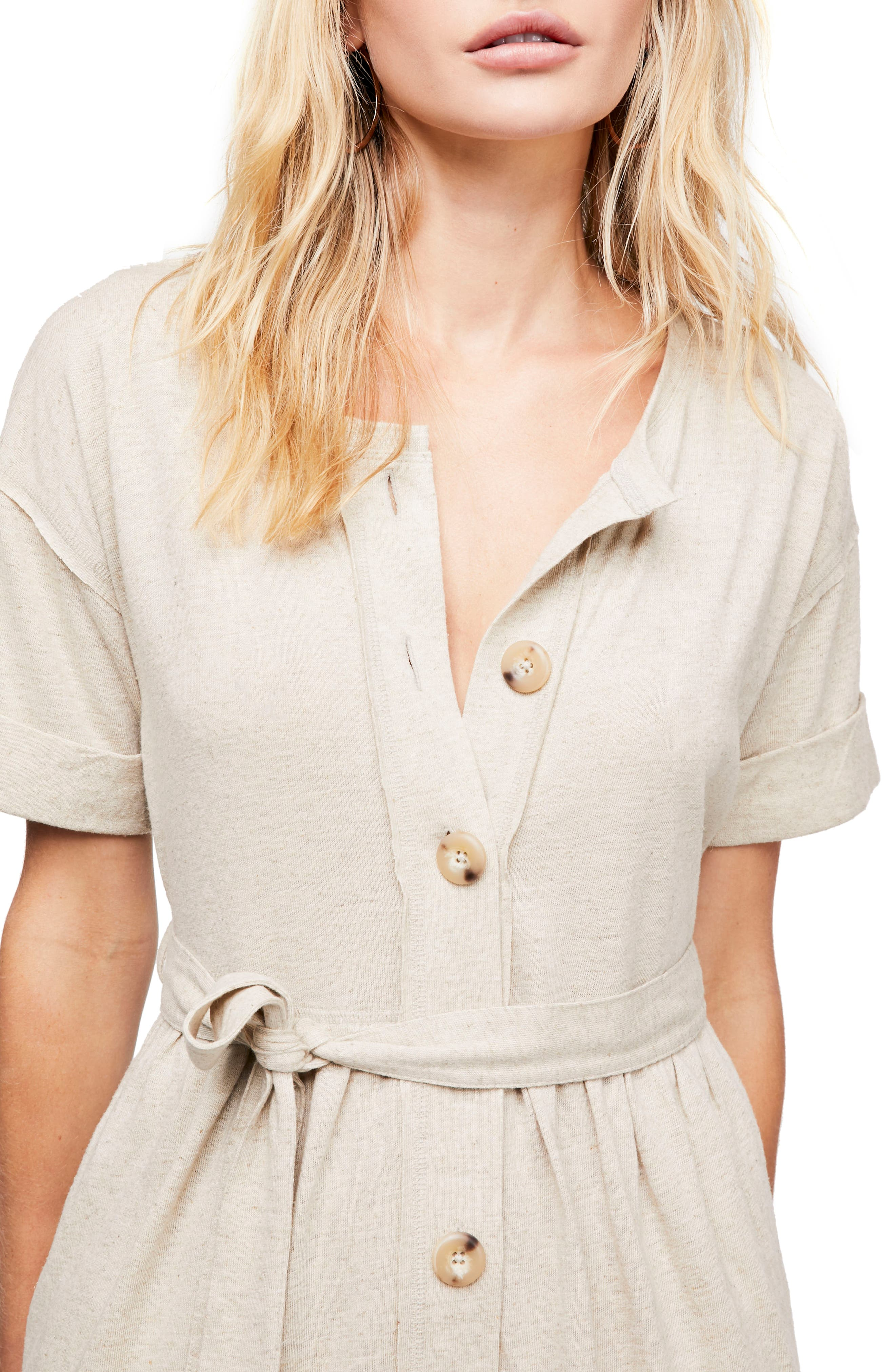 Endless Summer by Free People Lighthouse Crop Jumpsuit,                             Alternate thumbnail 3, color,                             902