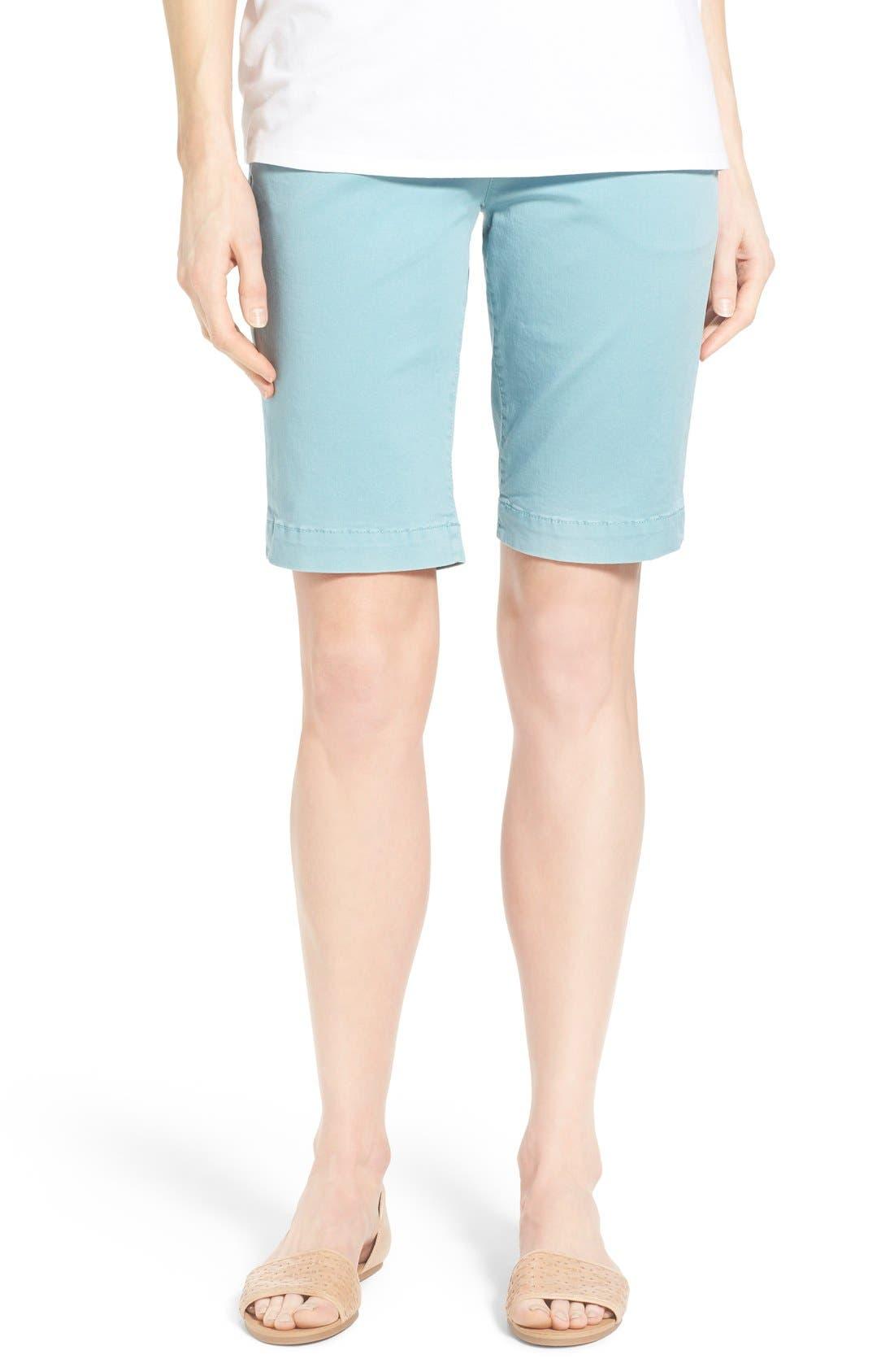 'Ainsley' Slim Bermuda Shorts,                             Main thumbnail 11, color,