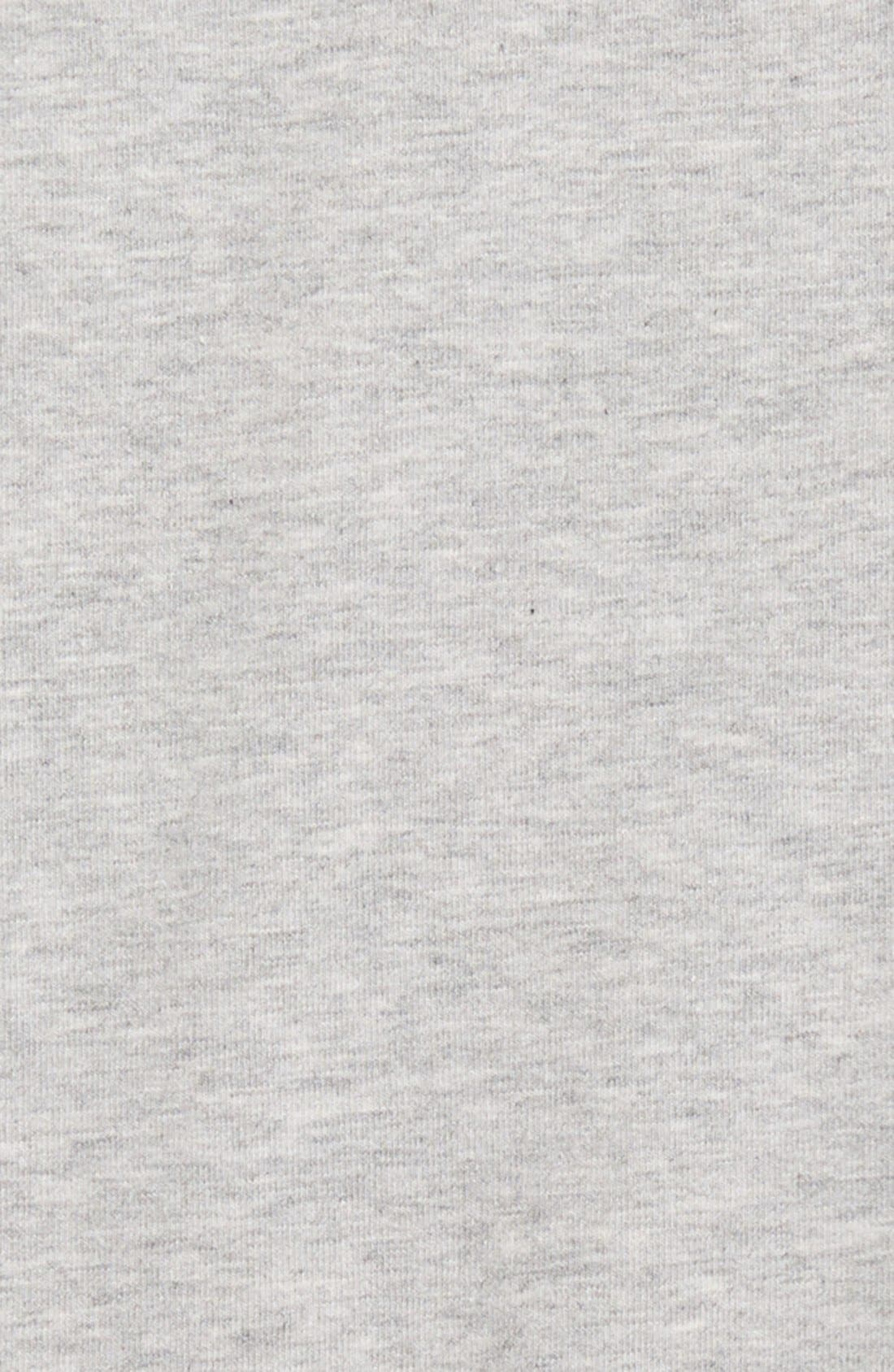 Heathered Long Camisole,                             Alternate thumbnail 3, color,