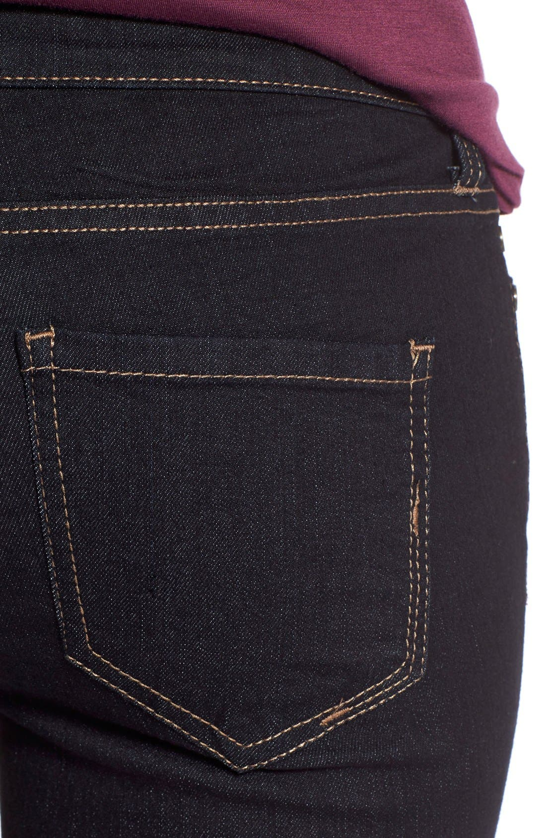 Lucy Stretch BootcutJeans,                             Alternate thumbnail 3, color,