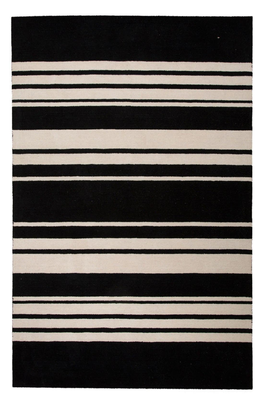 'astor stripe' wool rug,                         Main,                         color,