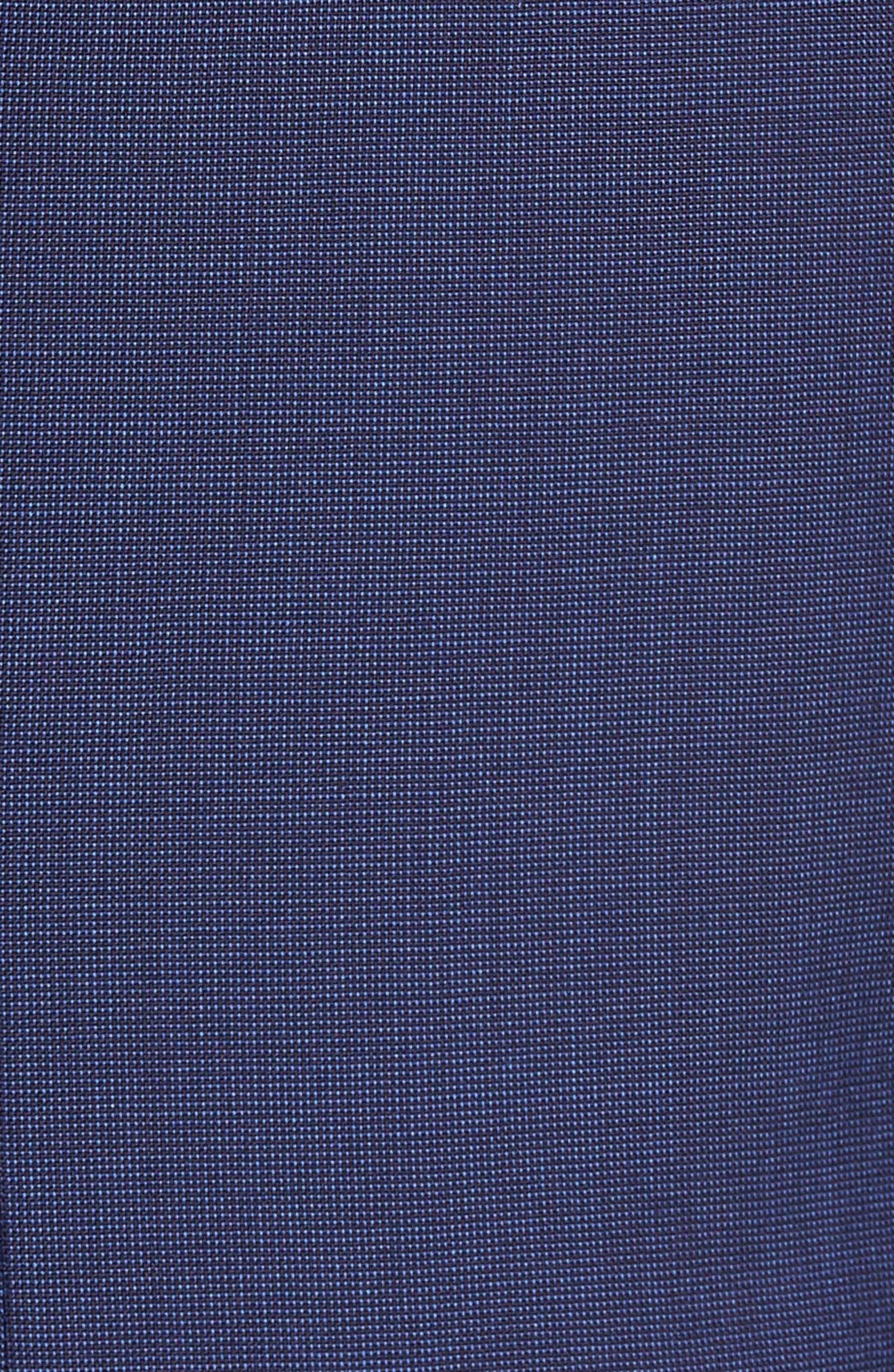 Jones Trim Fit Wool Vest,                             Alternate thumbnail 24, color,