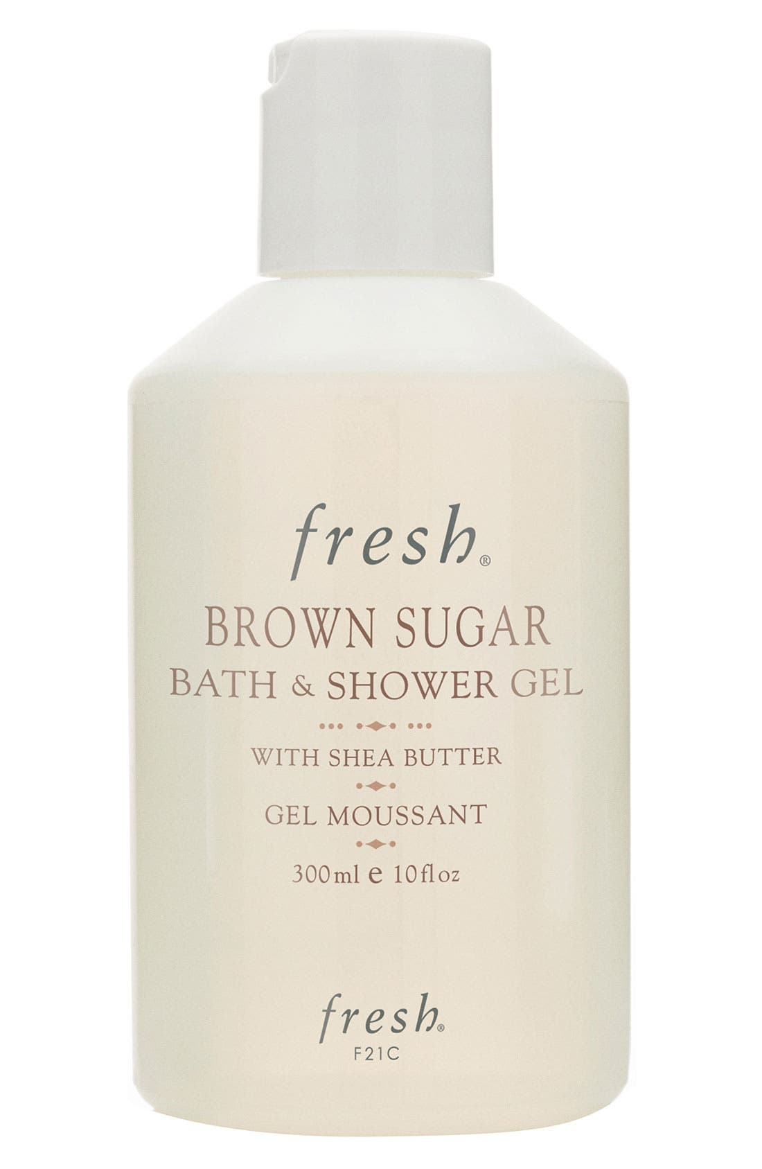 Brown Sugar Bath & Shower Gel,                             Main thumbnail 1, color,                             NO COLOR