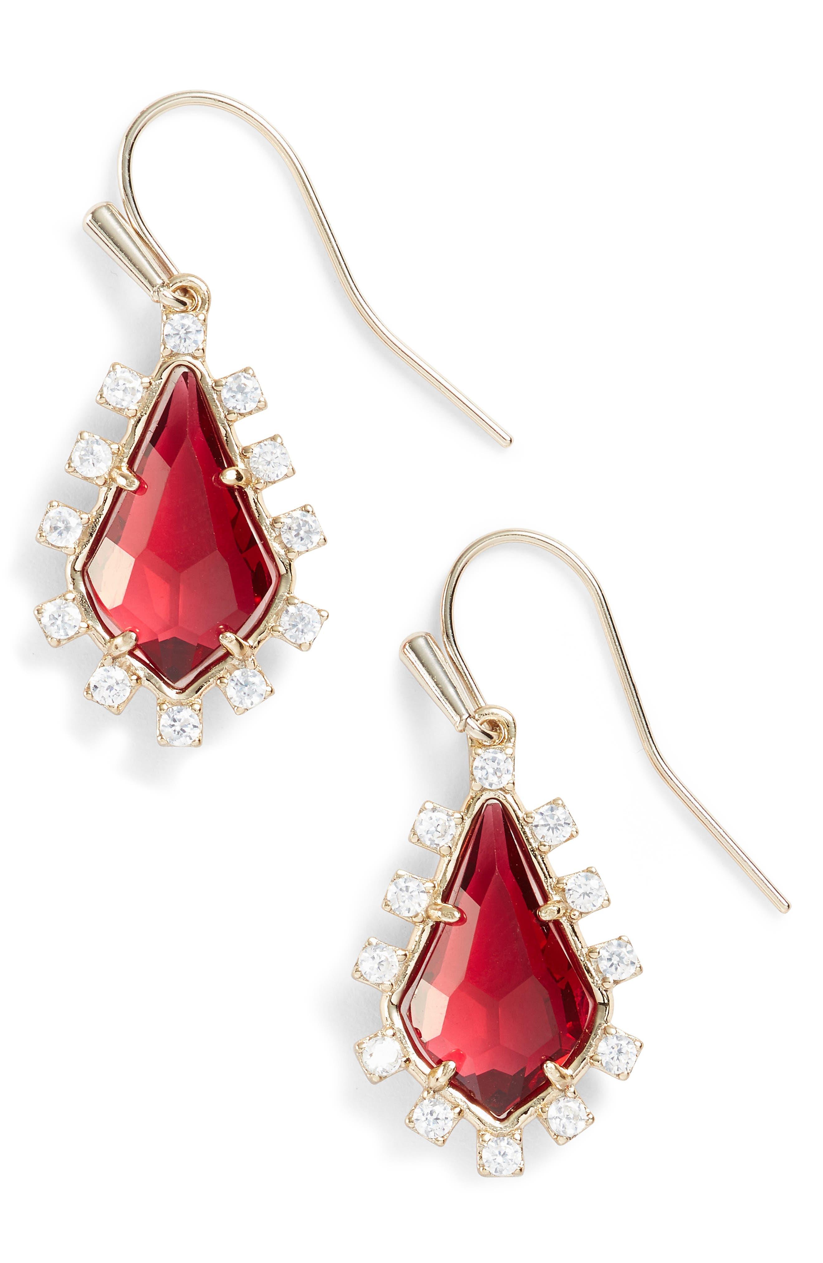 Juniper Drop Earrings,                             Main thumbnail 3, color,