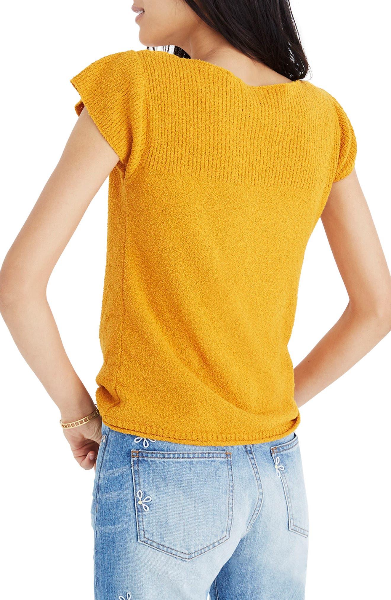 Marin Sweater Tee,                             Alternate thumbnail 2, color,                             700