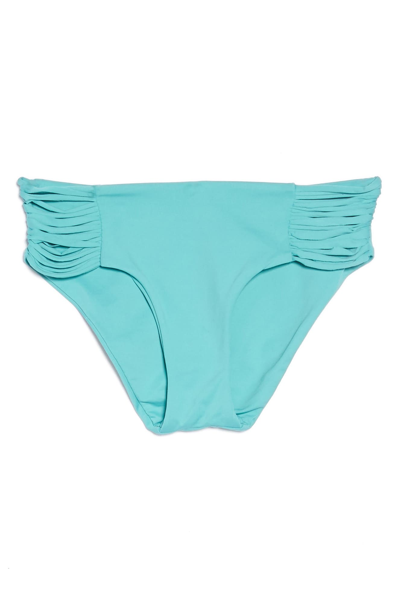 Beach Solids Maui Bikini Bottoms,                             Alternate thumbnail 6, color,                             300