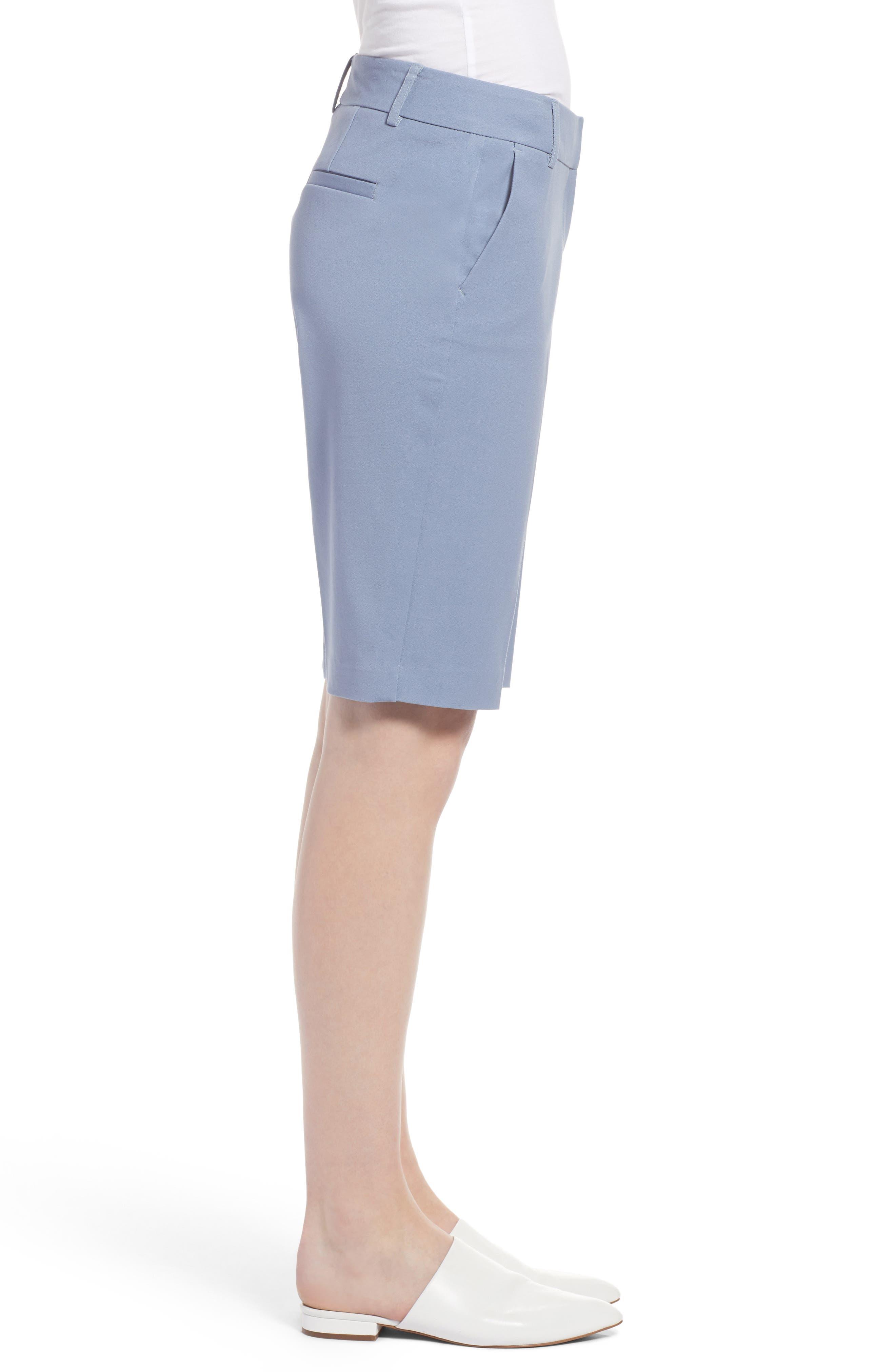 Stretch Bermuda Shorts,                             Alternate thumbnail 21, color,