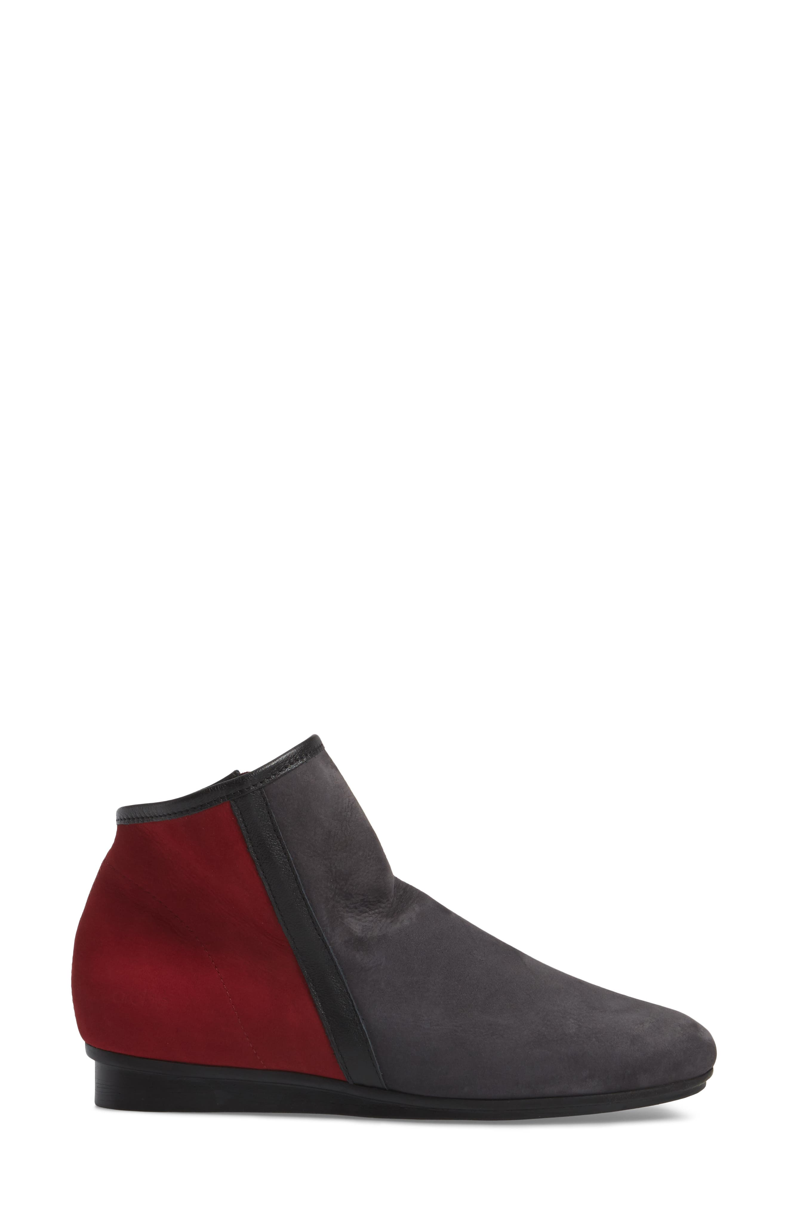 Ninote Bootie,                             Alternate thumbnail 7, color,