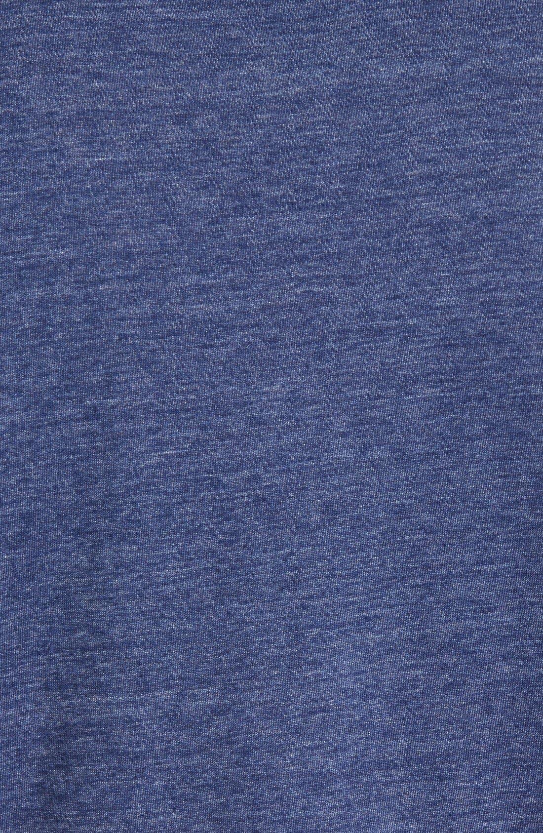 Scallop Triblend Crewneck T-Shirt,                             Alternate thumbnail 64, color,