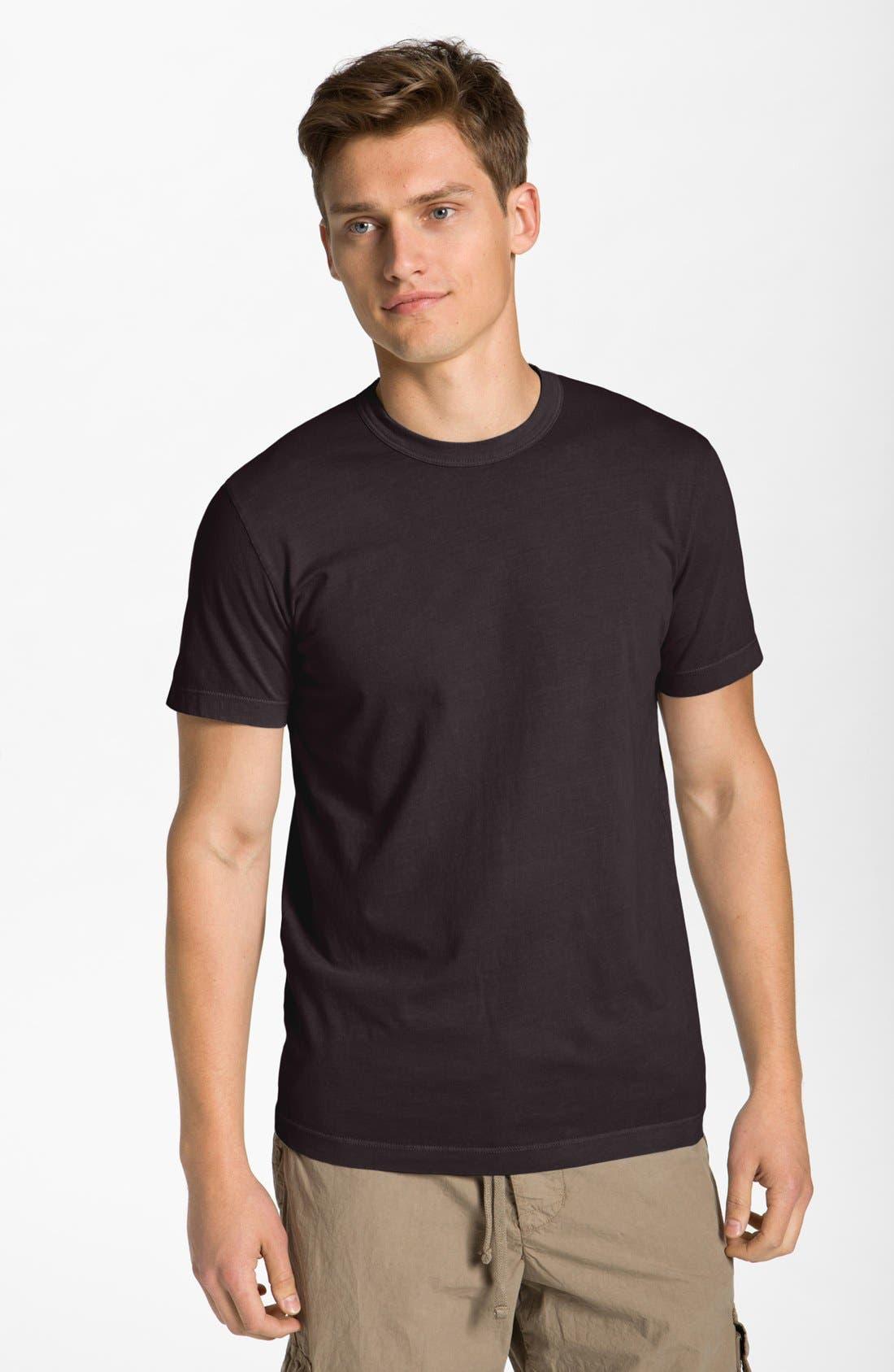 Crewneck Jersey T-Shirt,                             Main thumbnail 96, color,