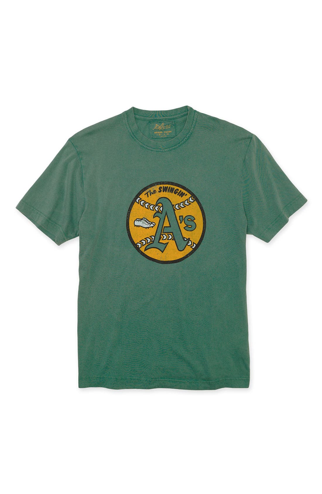 'Texas Rangers' Regular Fit Crewneck T-Shirt,                             Main thumbnail 23, color,