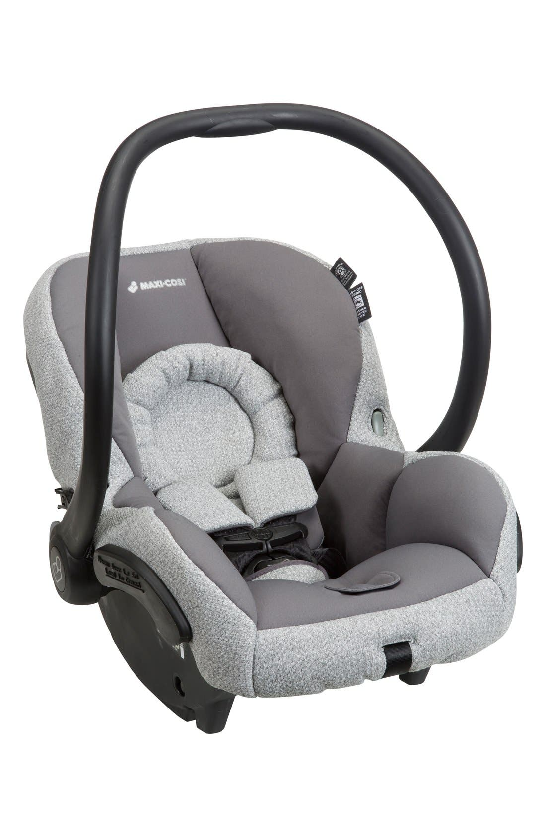 'Mico Max 30 - Sweater Knit Special Edition' Infant Car Seat,                             Alternate thumbnail 2, color,