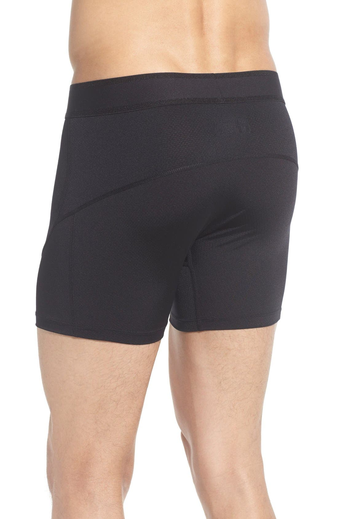 Kinetic Stretch Boxer Briefs,                             Alternate thumbnail 2, color,                             001
