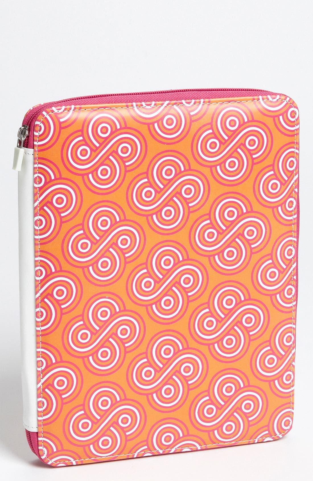 JONATHAN ADLER,                             'Gothic Rose' iPad Case,                             Main thumbnail 1, color,                             840