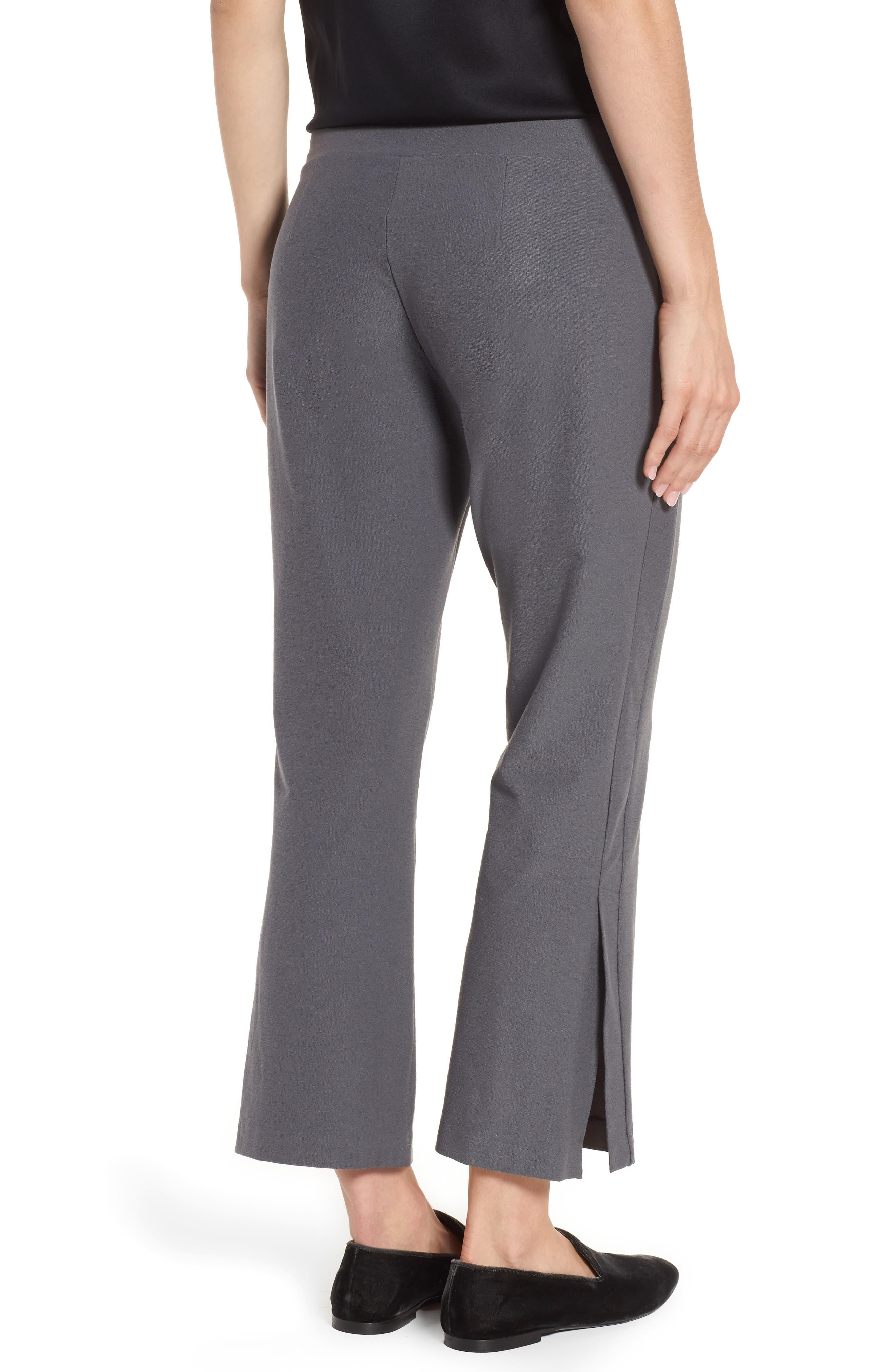 Bootcut Crop Pants,                             Alternate thumbnail 7, color,