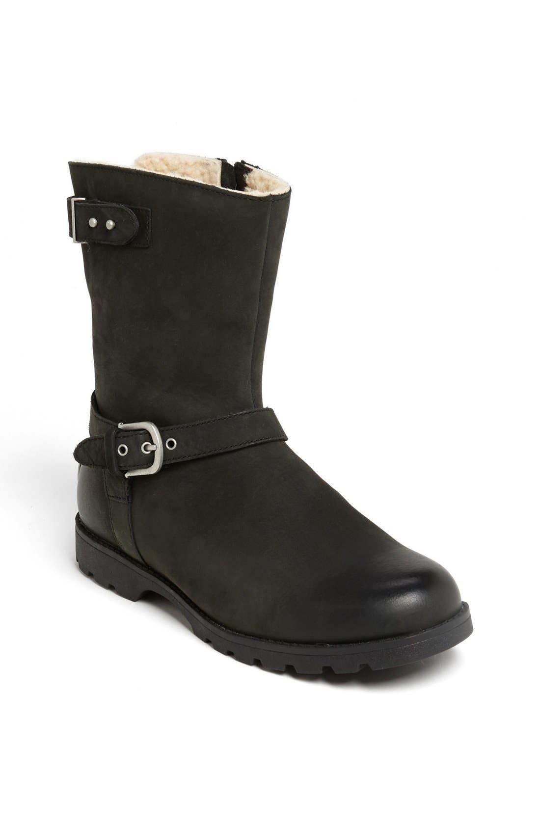 UGG<SUP>®</SUP> Australia 'Grandle' Boot, Main, color, 001