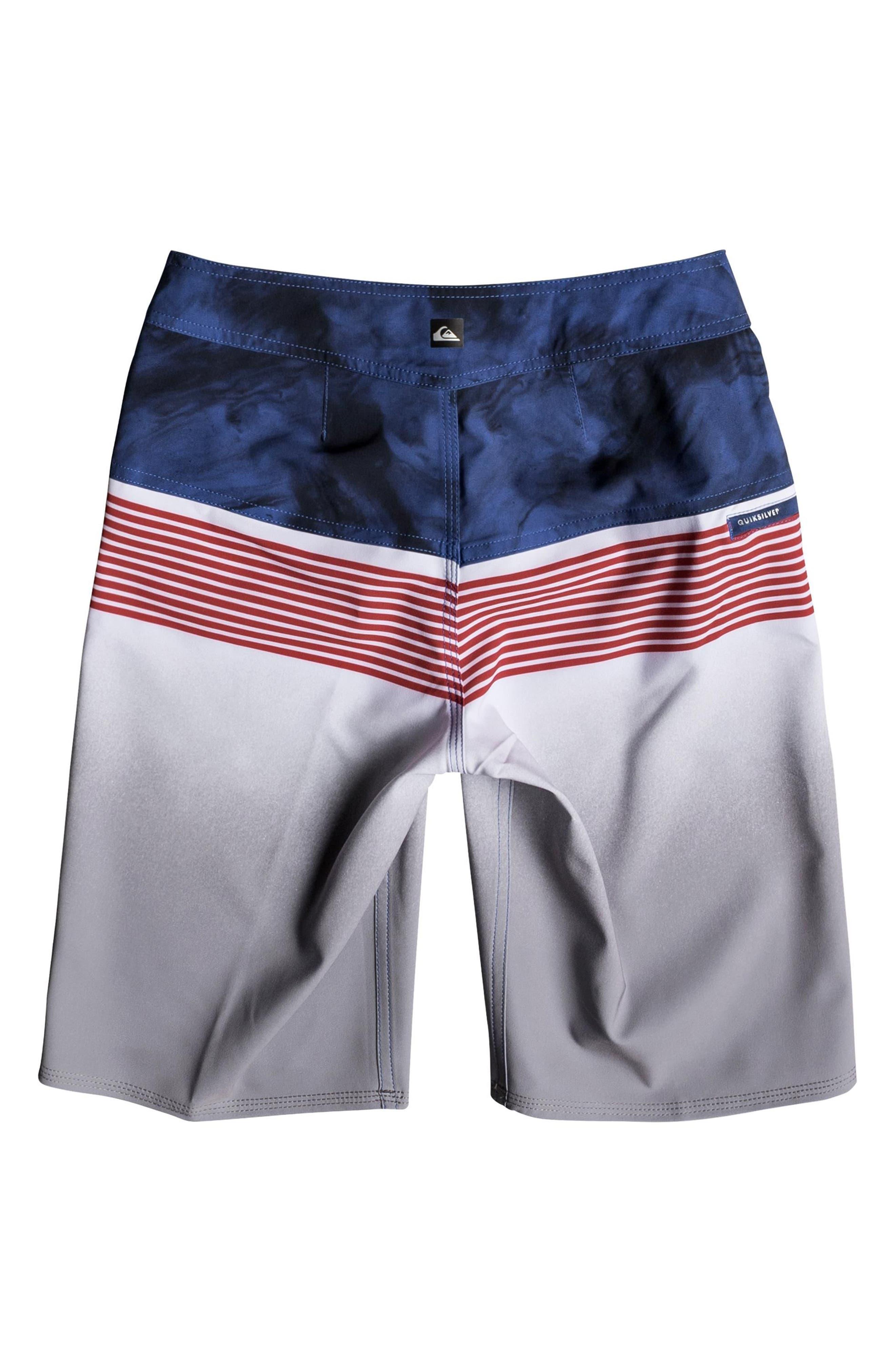 Highline Lava Board Shorts,                             Alternate thumbnail 2, color,                             101