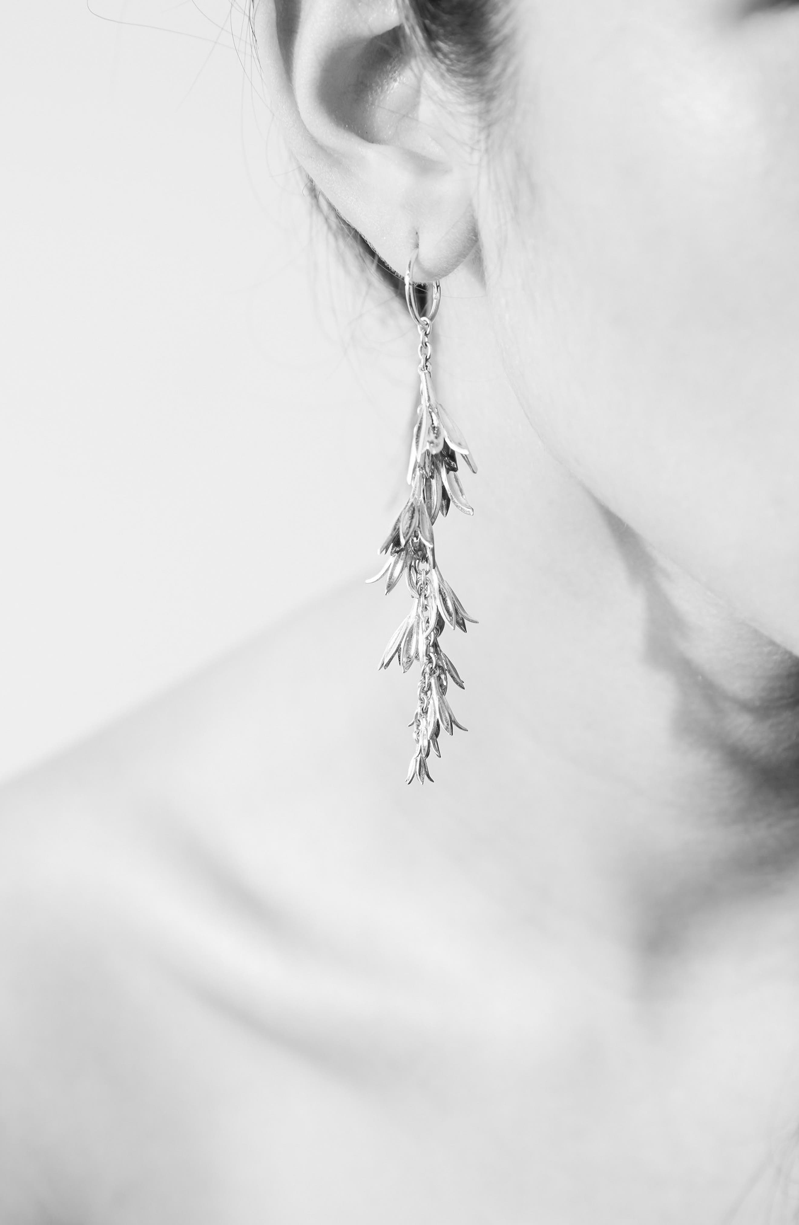 Bluebell Drop Earring,                             Alternate thumbnail 3, color,                             040