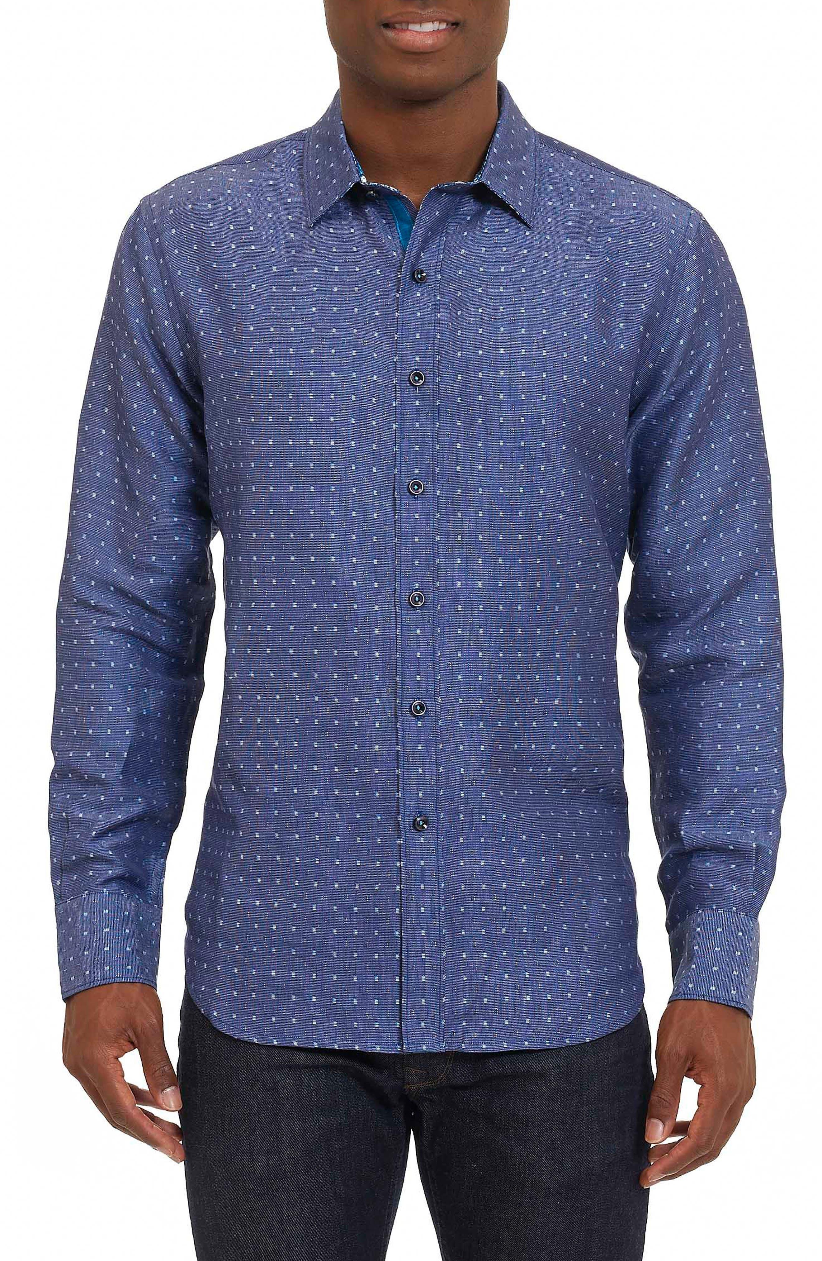 New Guinea Sport Shirt,                         Main,                         color, 410