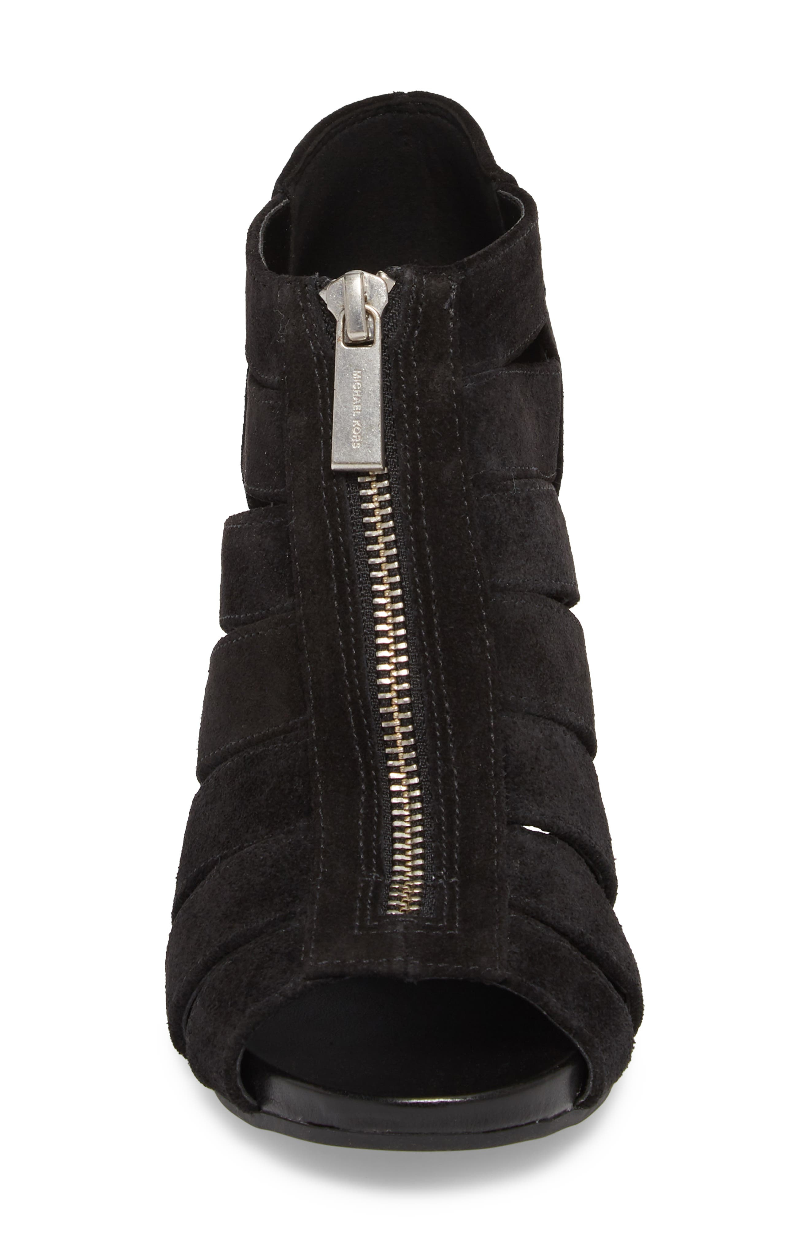 Sherry Cage Bootie,                             Alternate thumbnail 8, color,
