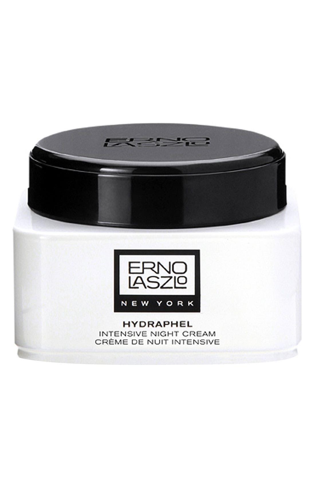 Hydraphel Intensive Night Cream,                         Main,                         color, NO COLOR