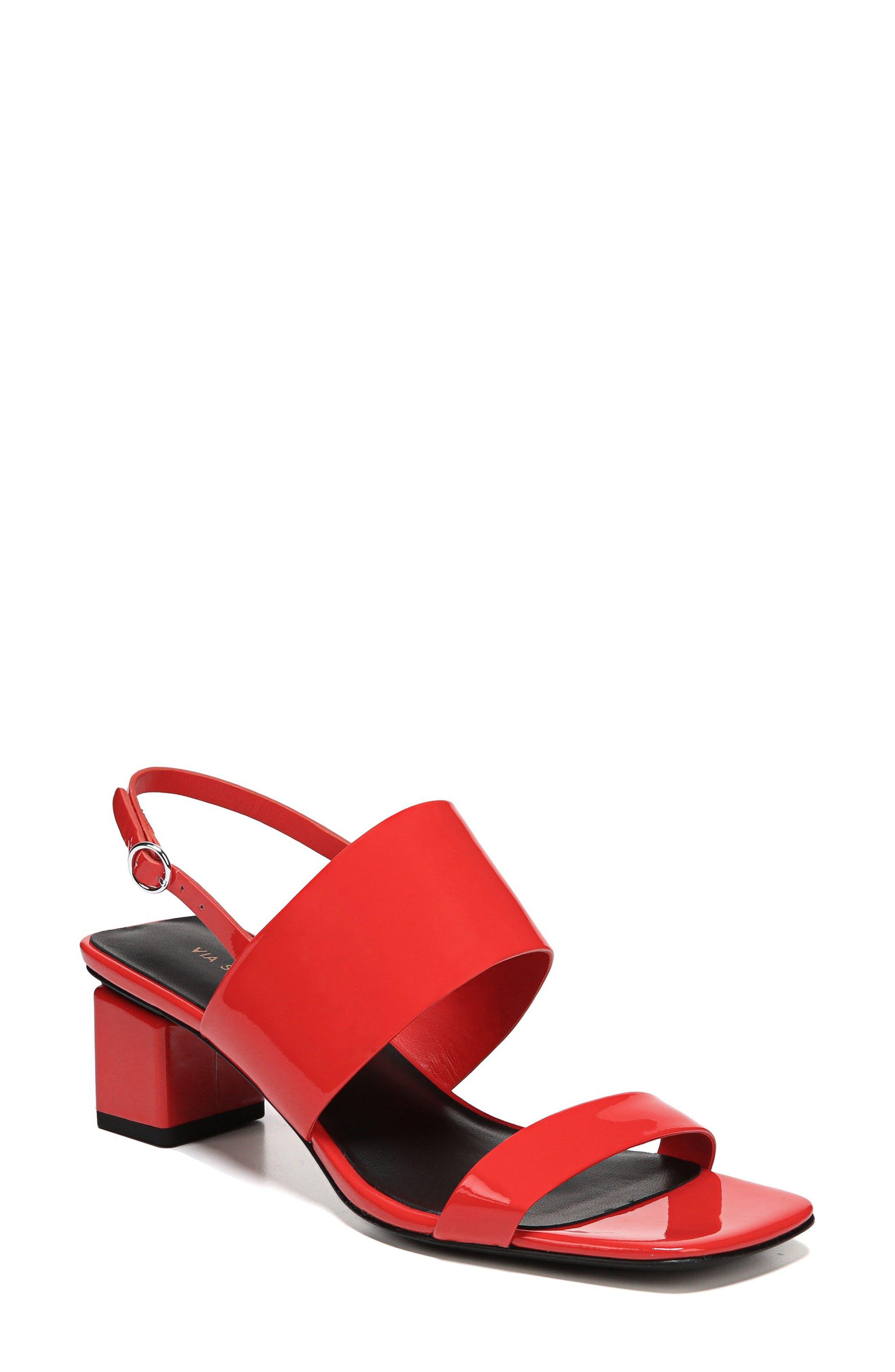 Forte Block Heel Sandal,                             Main thumbnail 9, color,