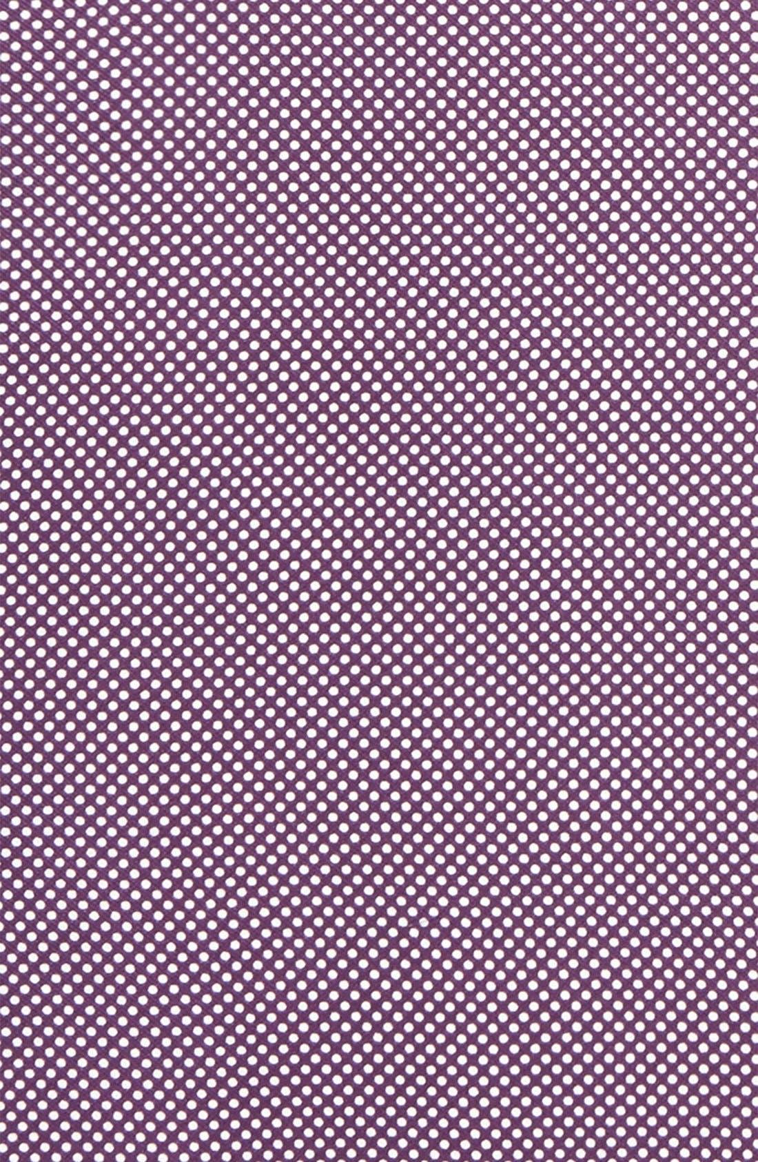 Dot Silk Pocket Square,                             Alternate thumbnail 20, color,