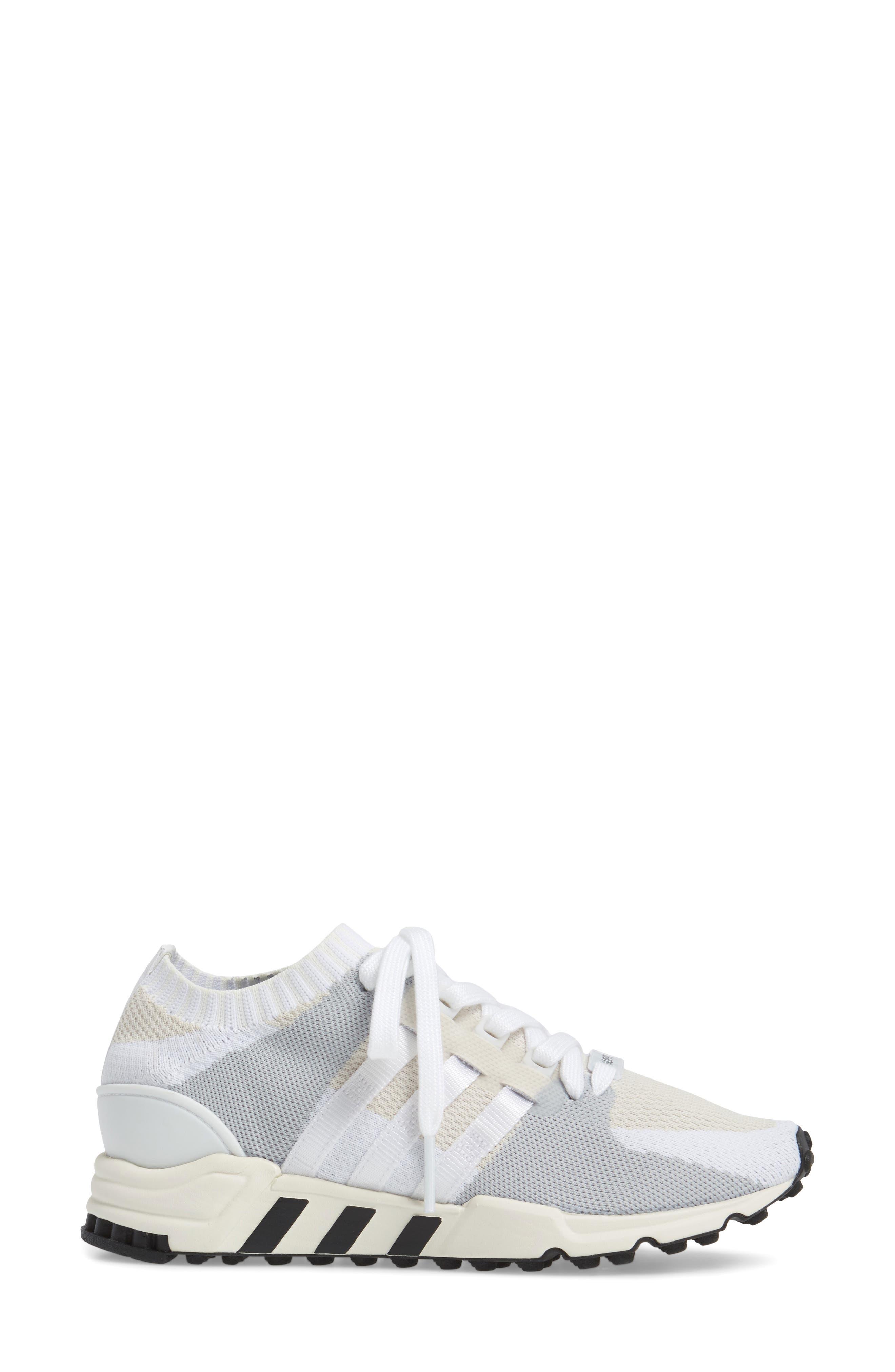 EQT Support RF Sneaker,                             Alternate thumbnail 3, color,                             100