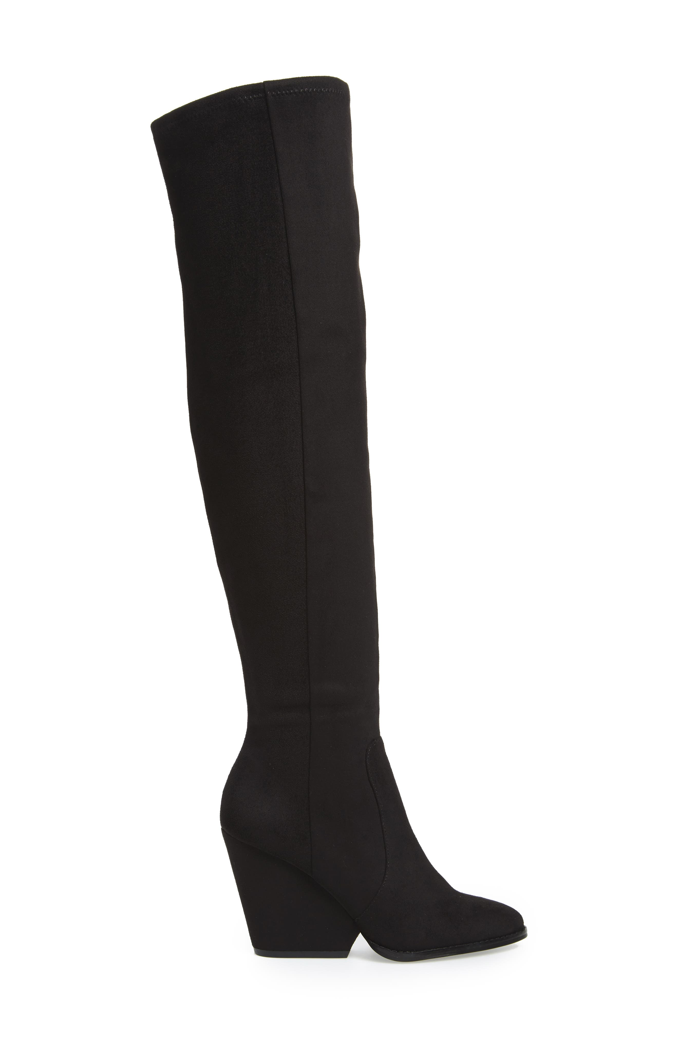 Catia Over the Knee Boot,                             Alternate thumbnail 6, color,