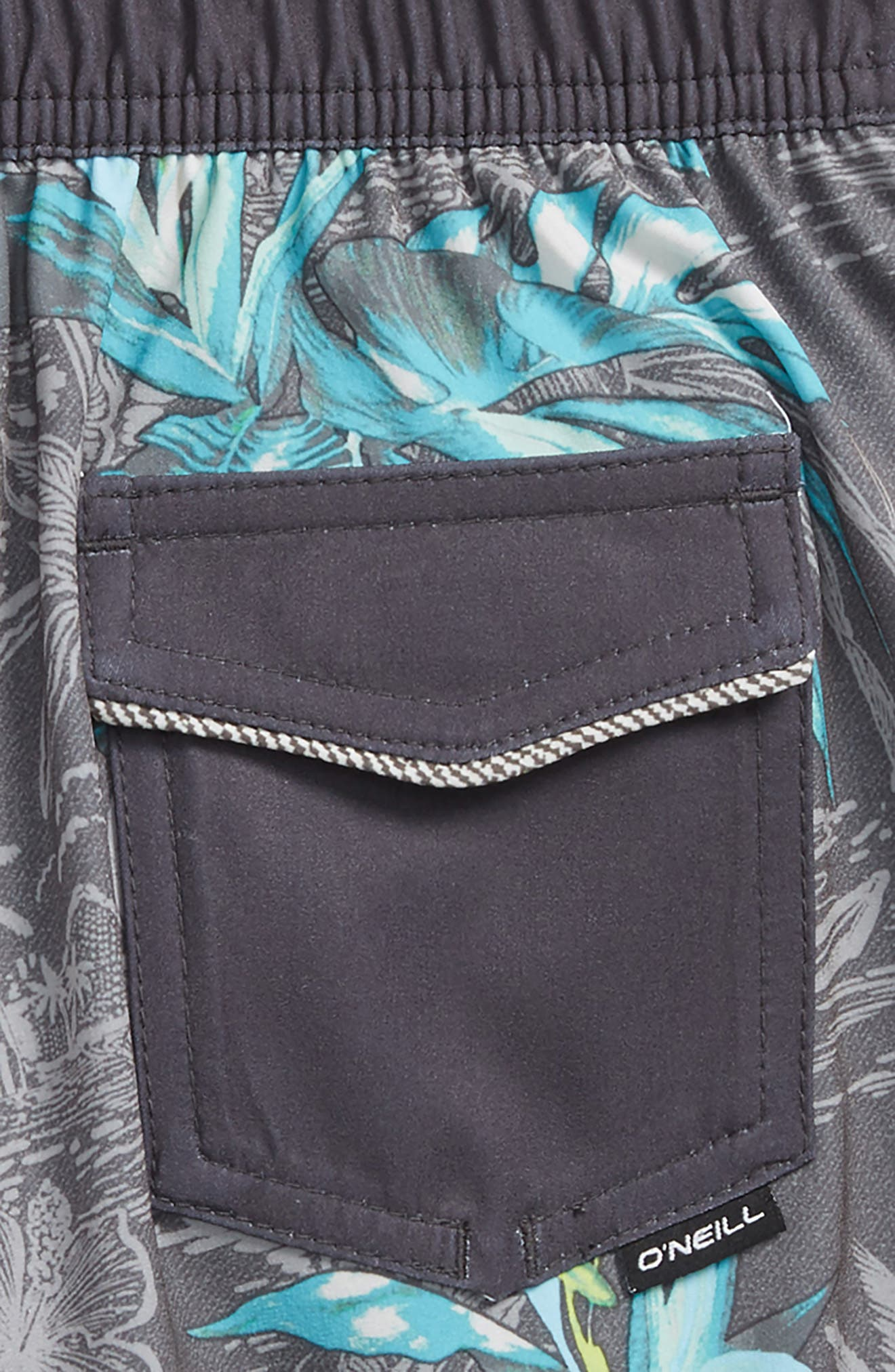 Hyperfreak Islander Board Shorts,                             Alternate thumbnail 3, color,                             020
