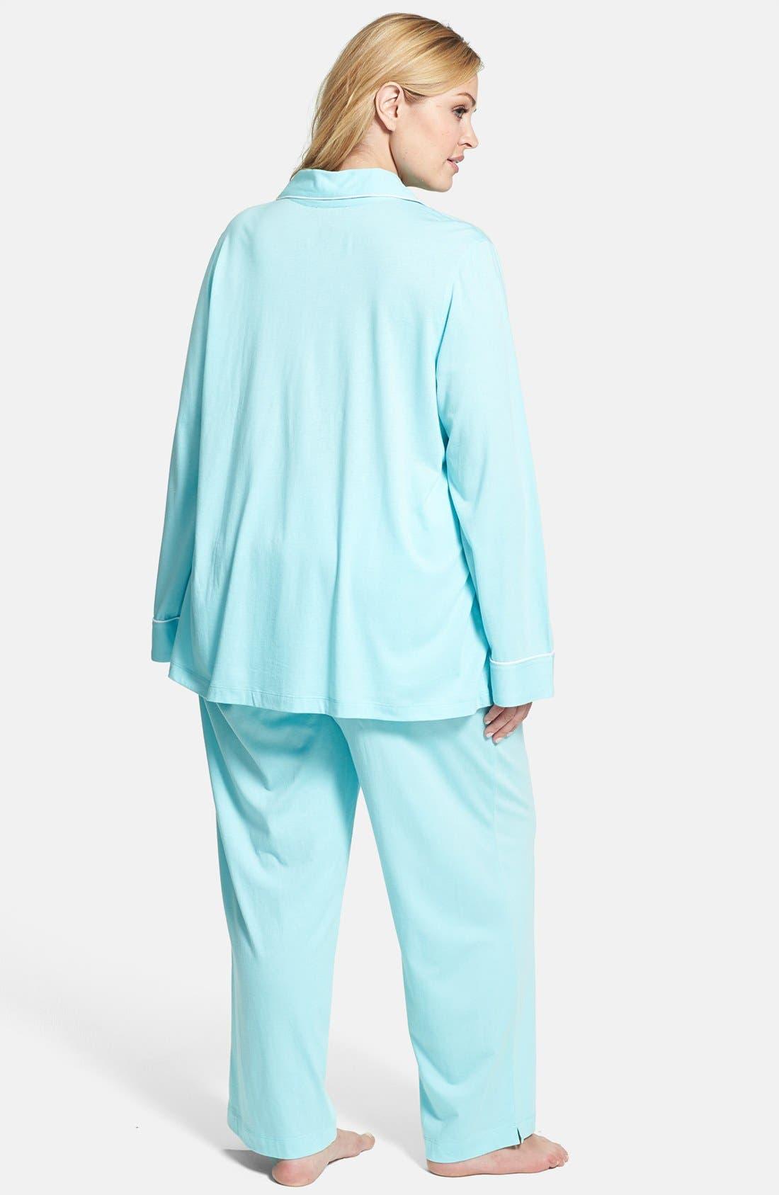 Knit Pajamas,                             Alternate thumbnail 19, color,