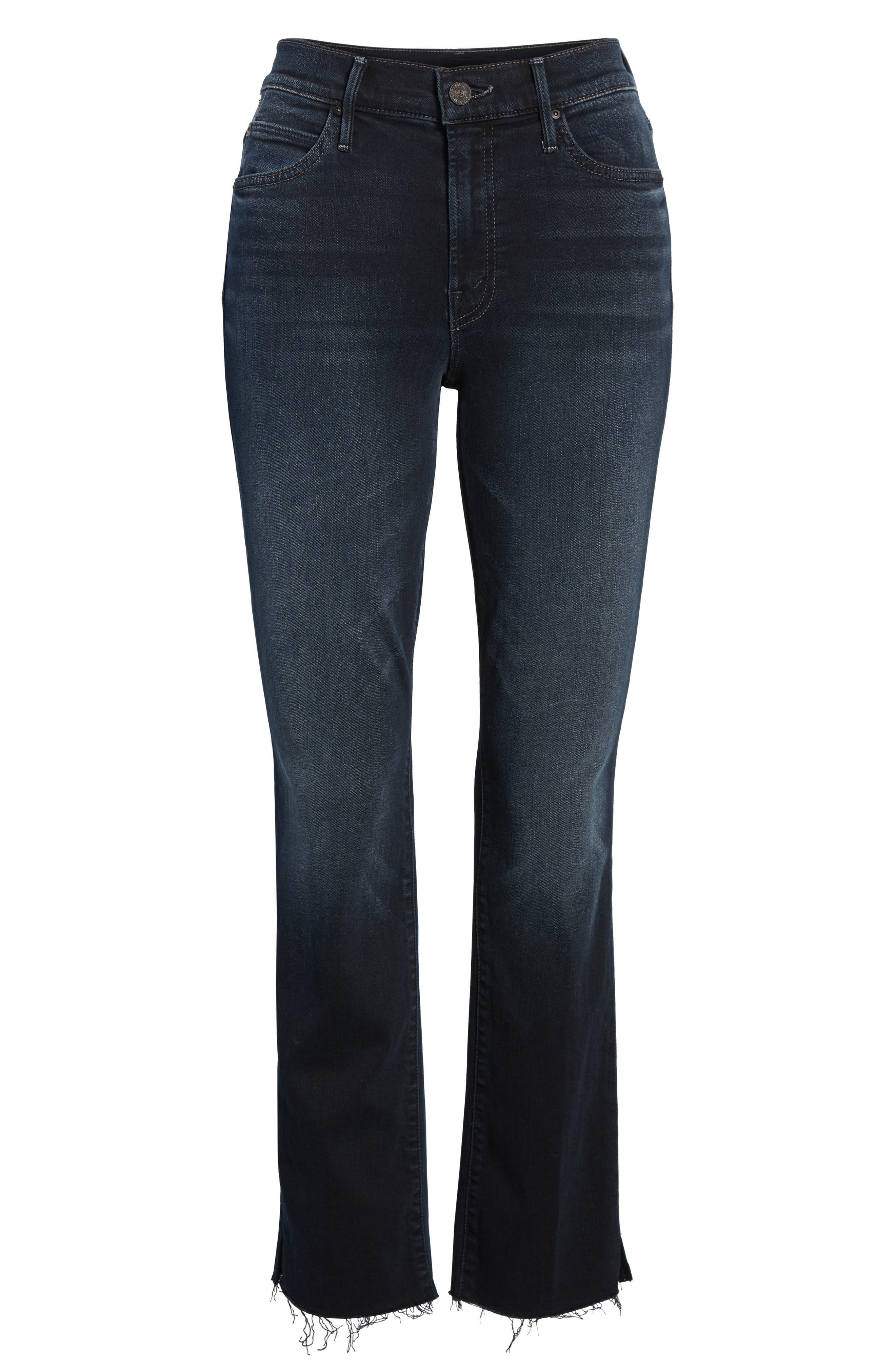 The Rascal Ankle Straight Leg Jeans,                             Alternate thumbnail 6, color,                             405