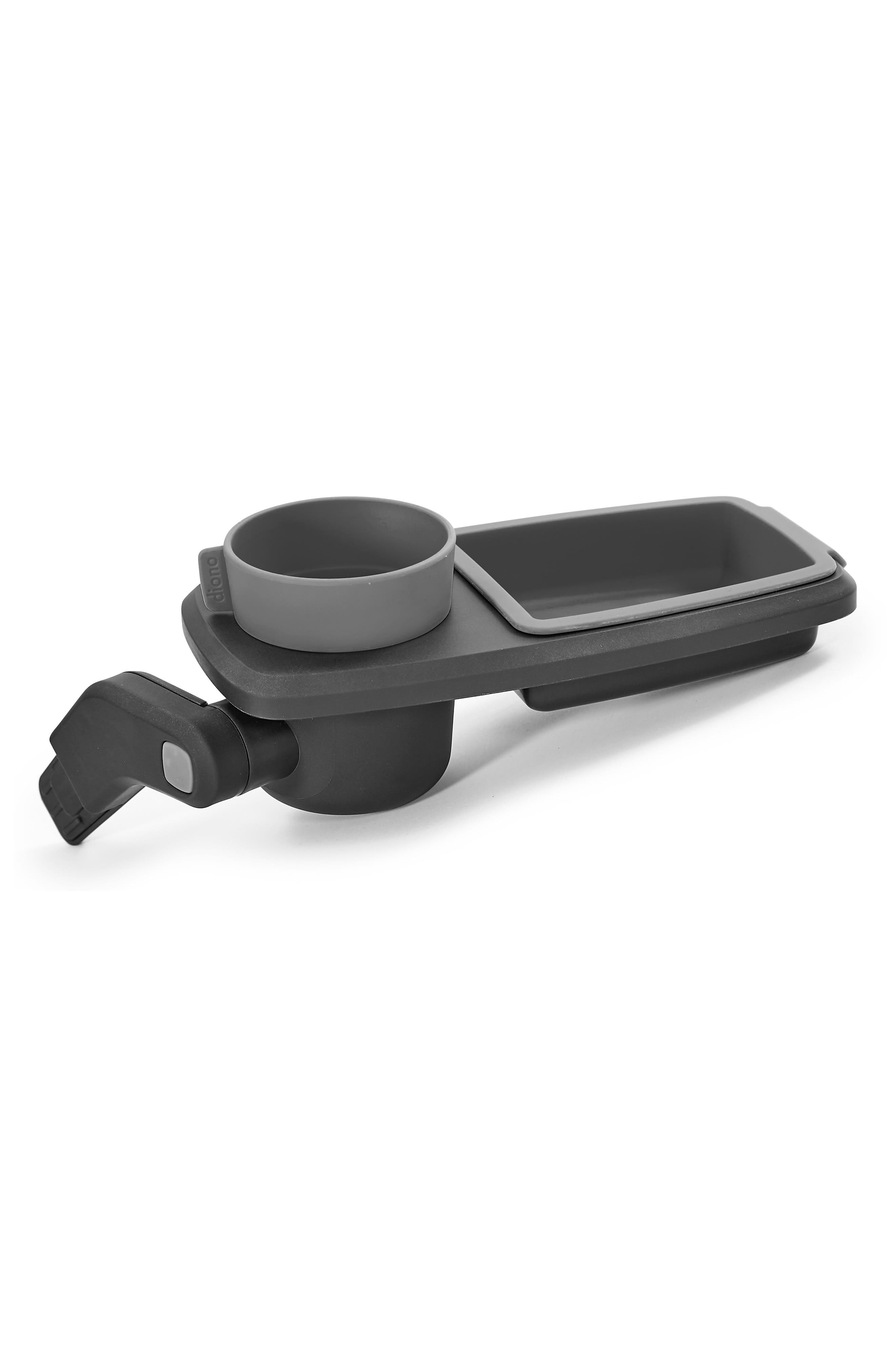 Infant Diono Quantum Cupholder  Snack Tray Size One Size  Grey