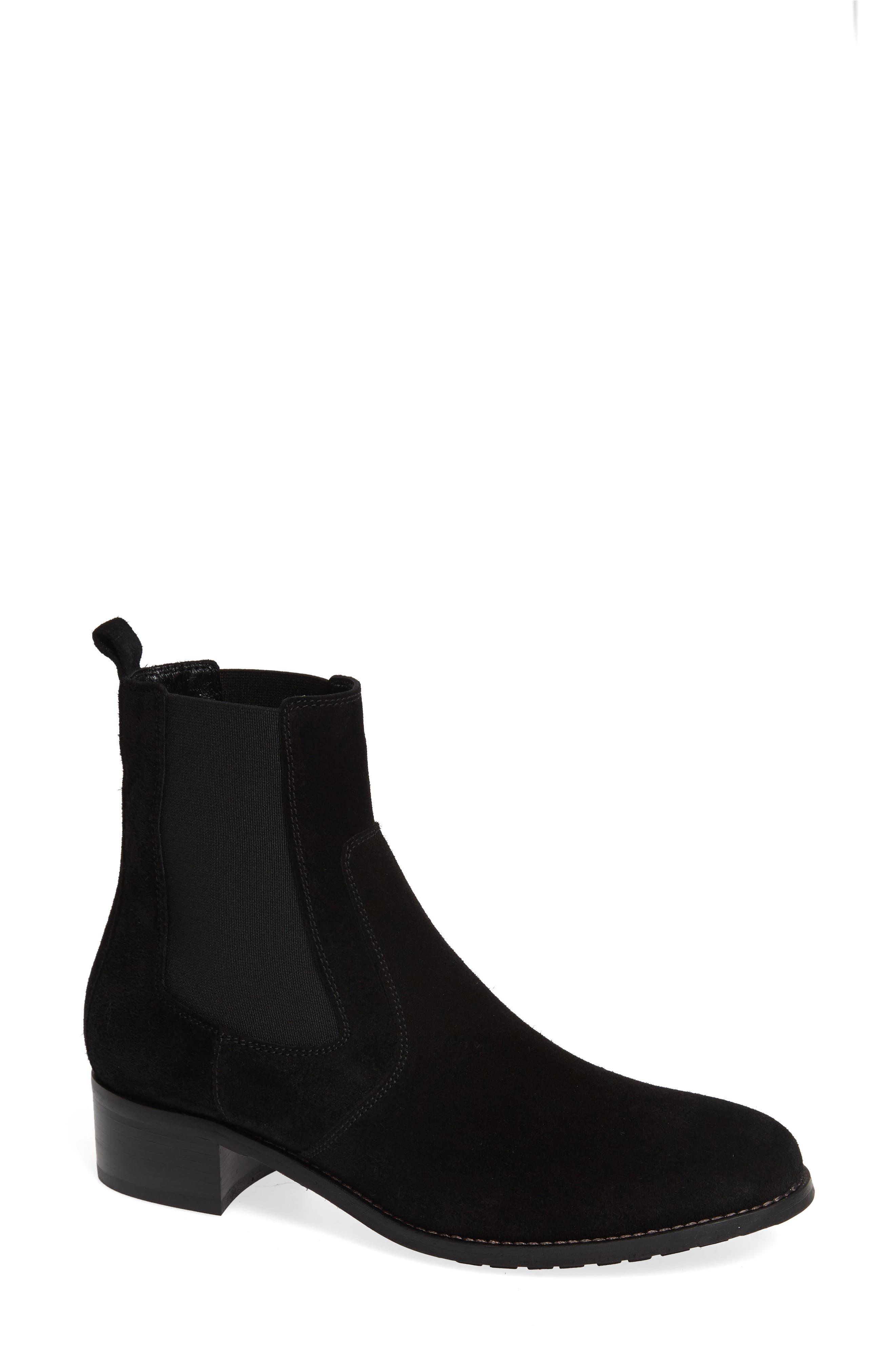 Aquatalia Otilia Weatherproof Chelsea Boot