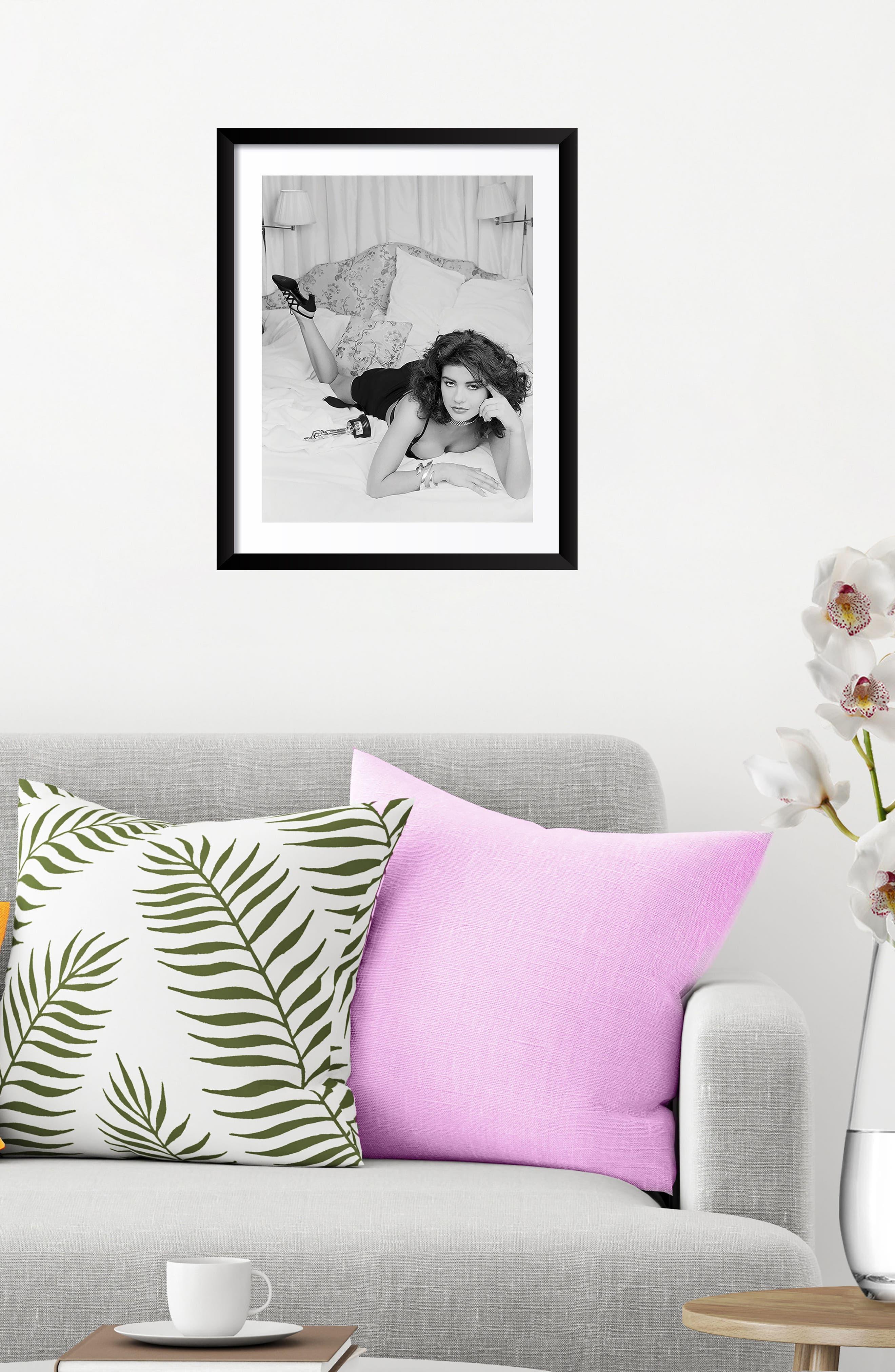 Catherine Zeta Jones Fine Art Print,                             Alternate thumbnail 4, color,                             001
