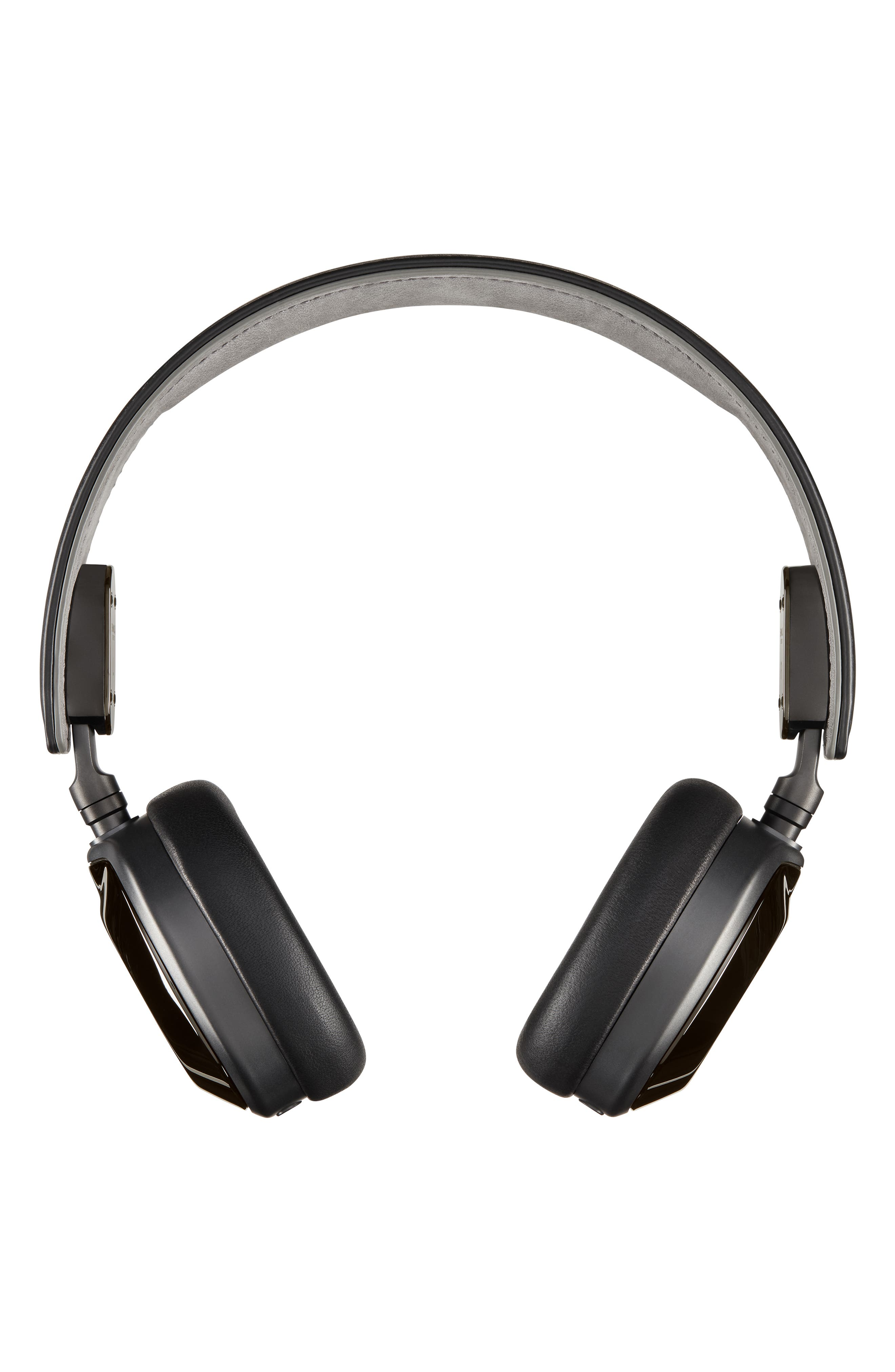 Canfield On-Ear Headphones,                             Alternate thumbnail 5, color,                             GLOSS BLACK