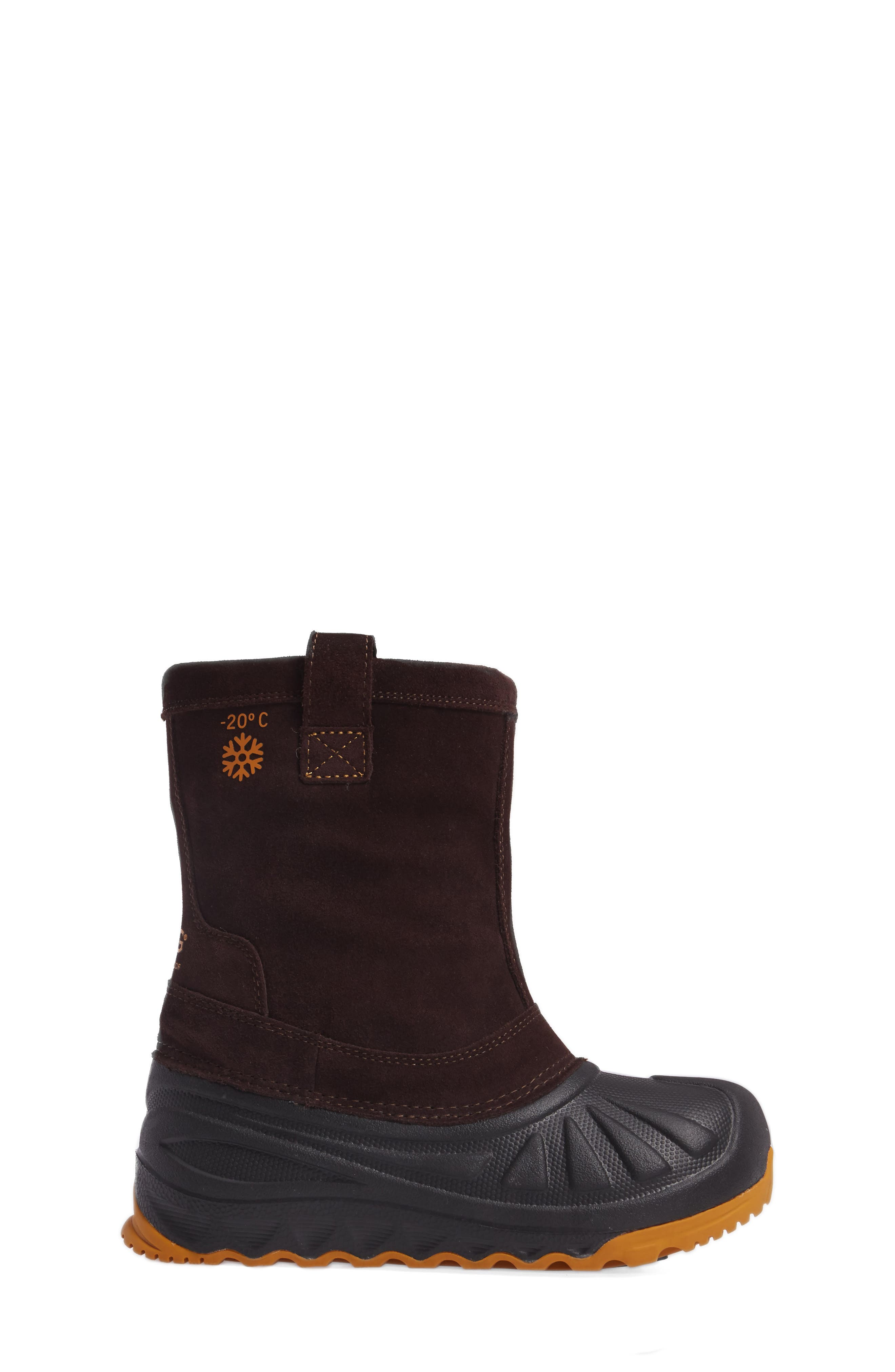 Evertt Waterproof Thinsulate<sup>™</sup> Insulated Snow Boot,                             Alternate thumbnail 5, color,