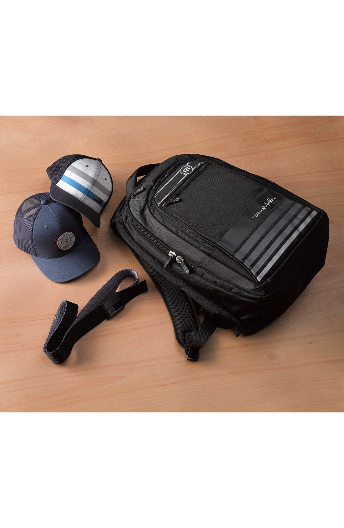 Laptop Travel Backpack,                             Alternate thumbnail 5, color,                             001