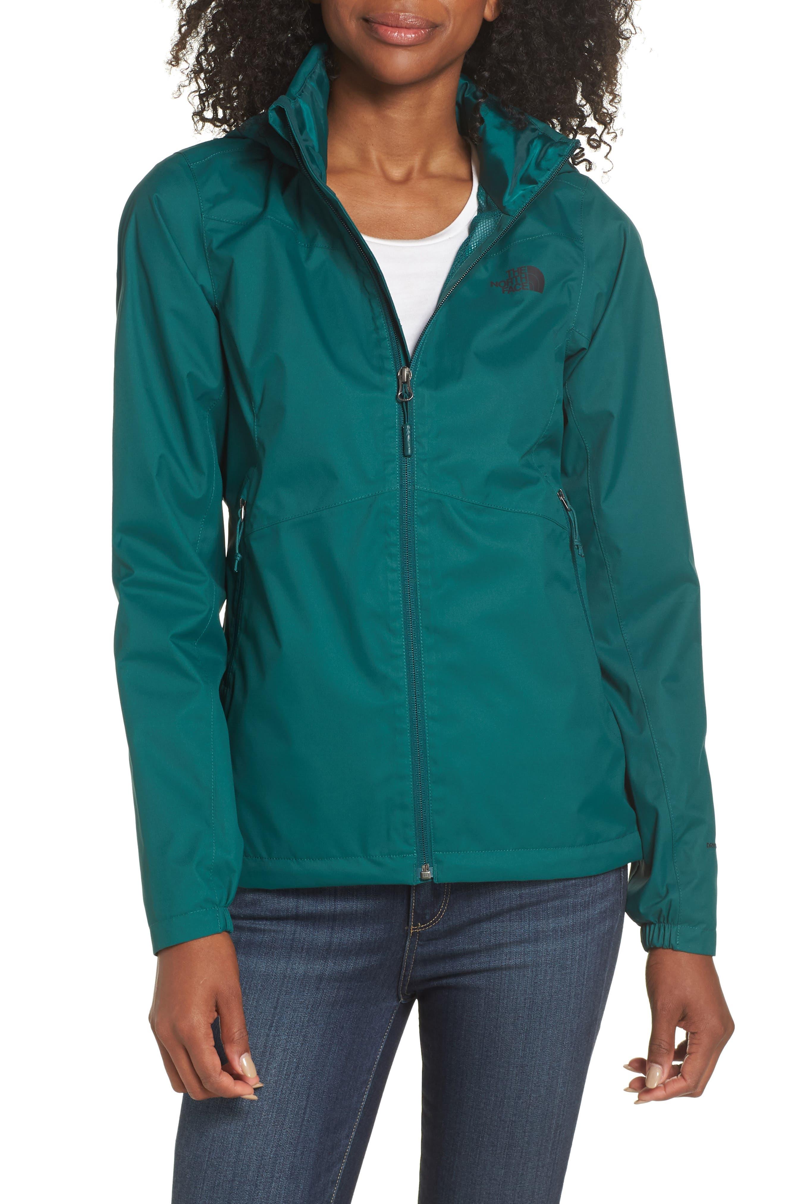 Resolve Plus Waterproof Jacket,                         Main,                         color, BOTANICAL GREEN